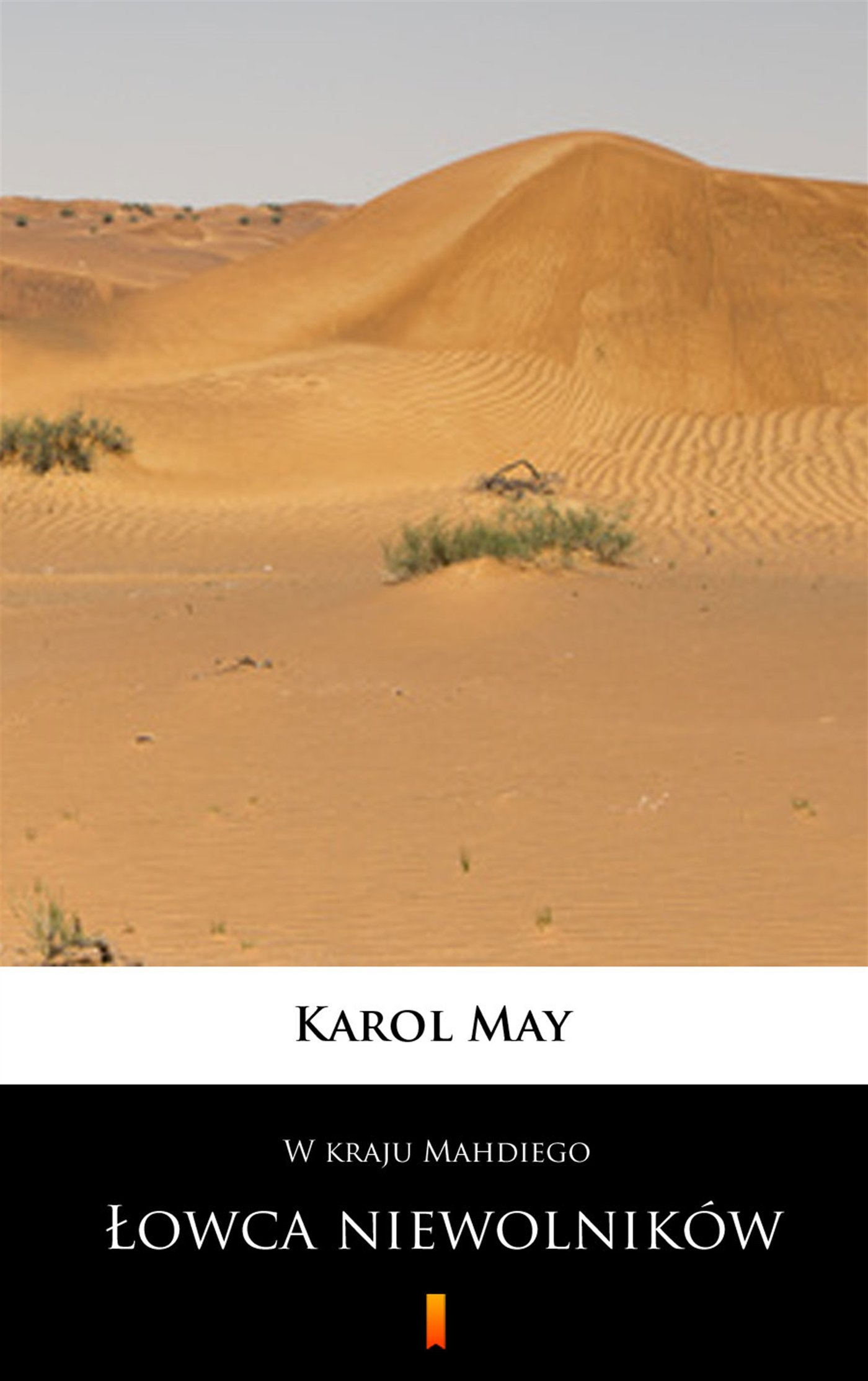 W kraju Mahdiego. Łowca niewolników - Ebook (Książka EPUB) do pobrania w formacie EPUB