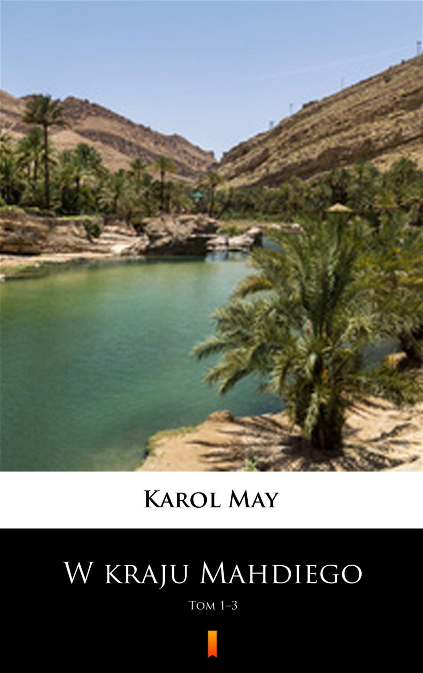 W kraju Mahdiego. Tom 1–3 - Ebook (Książka na Kindle) do pobrania w formacie MOBI