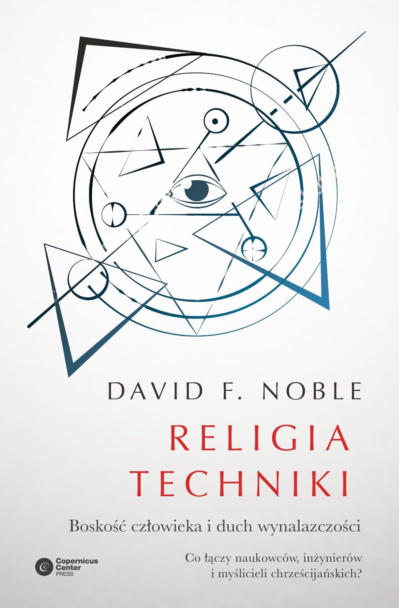 Religia techniki - Ebook (Książka EPUB) do pobrania w formacie EPUB