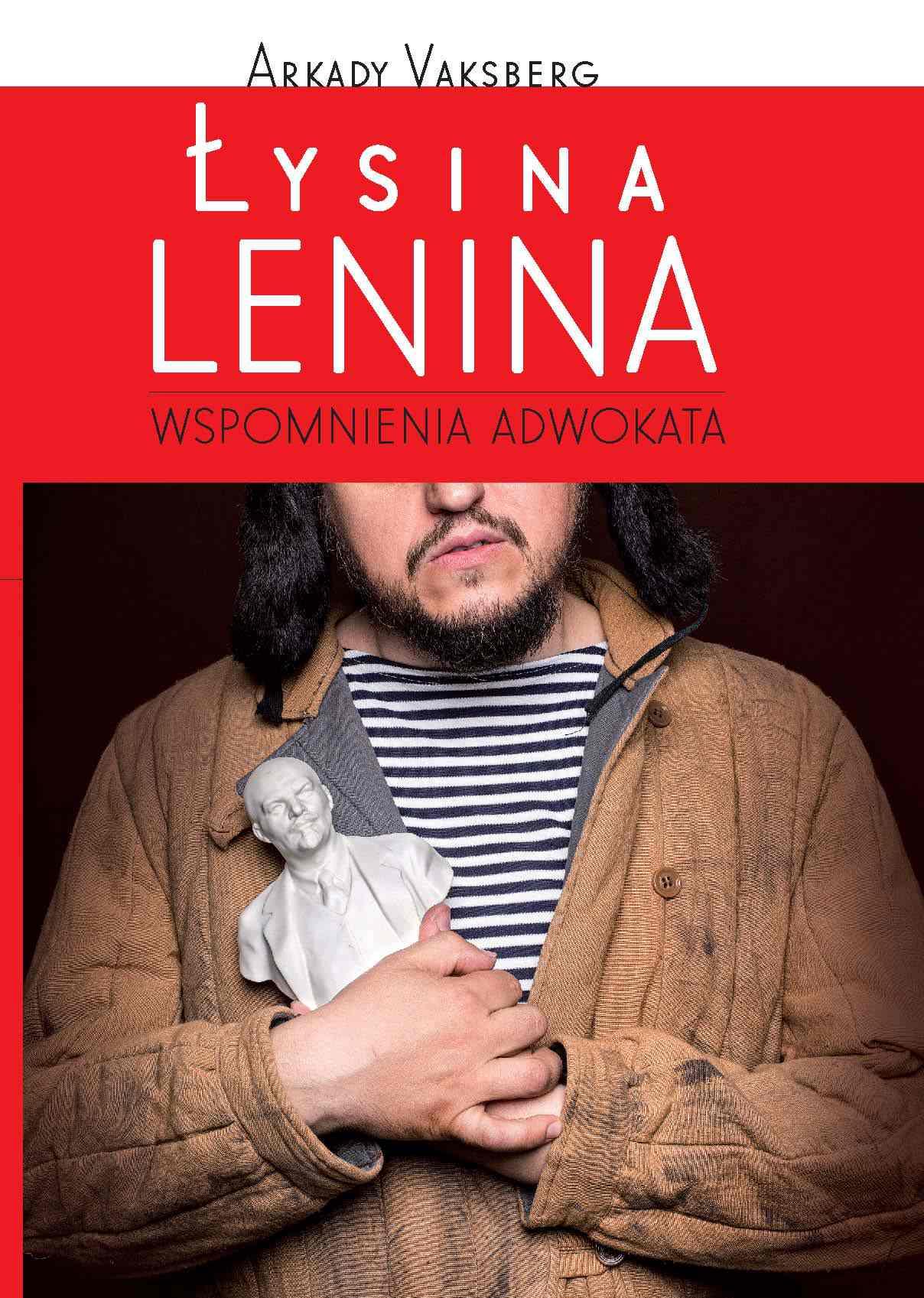 Łysina Lenina - Ebook (Książka na Kindle) do pobrania w formacie MOBI