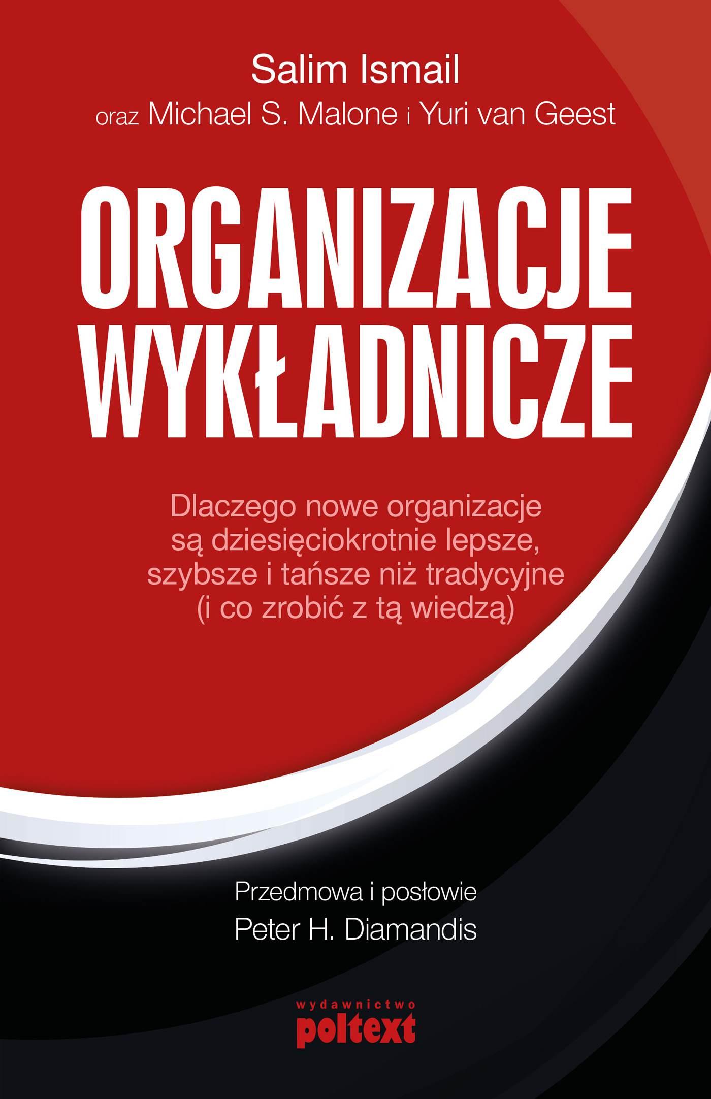 Organizacje wykładnicze - Ebook (Książka EPUB) do pobrania w formacie EPUB