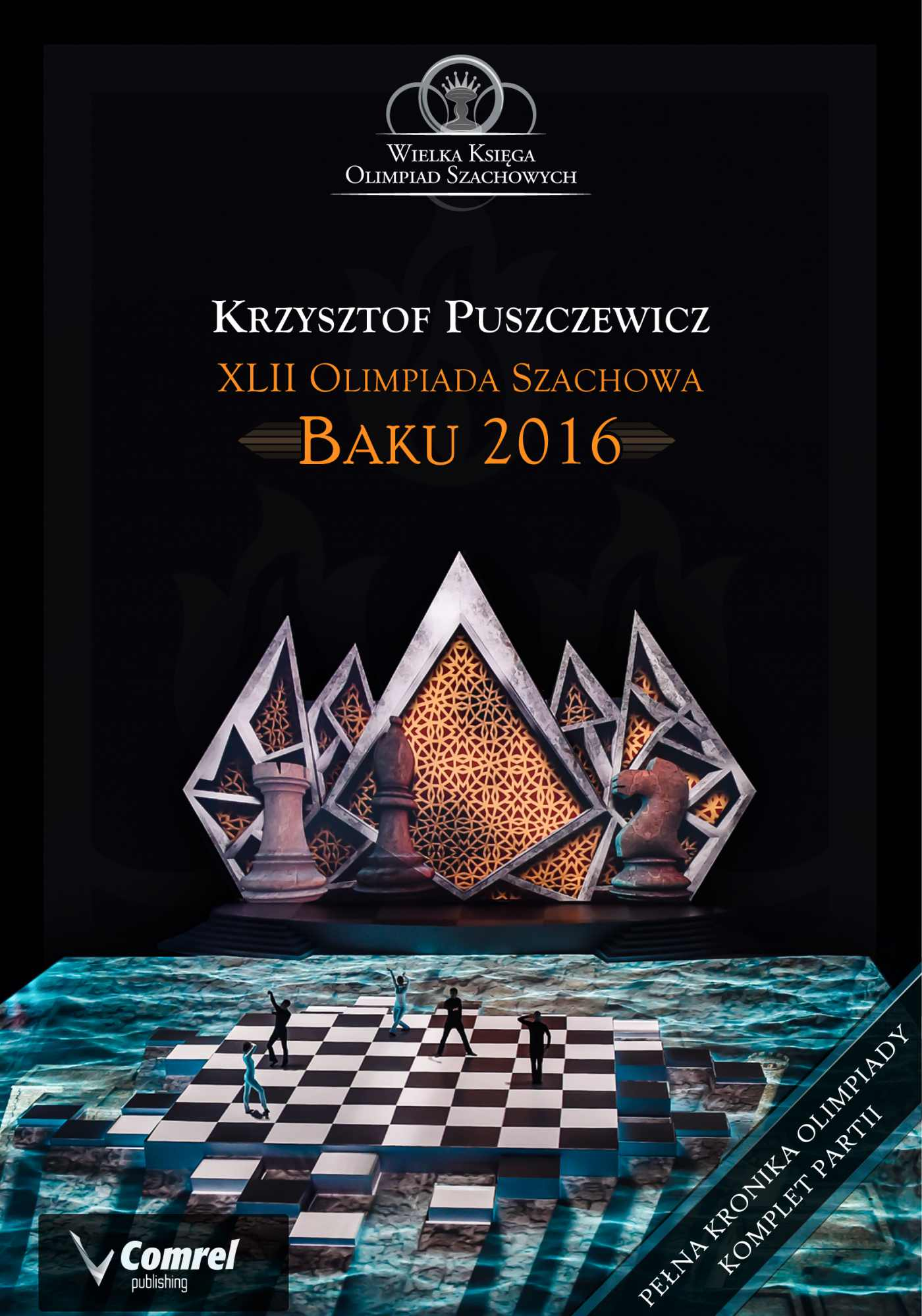 XLII Olimpiada Szachowa - Baku 2016 - Ebook (Książka PDF) do pobrania w formacie PDF