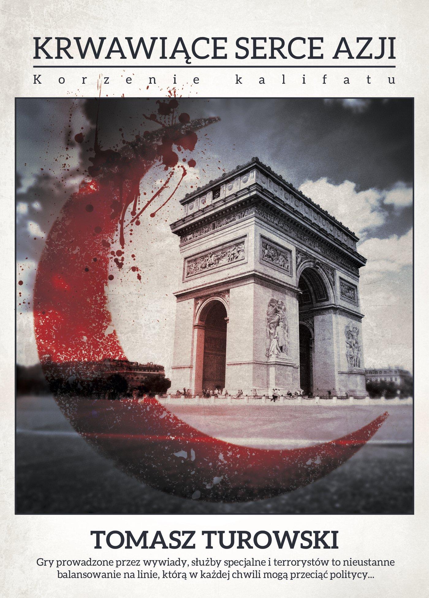 Krwawiące serce Azji - Ebook (Książka na Kindle) do pobrania w formacie MOBI
