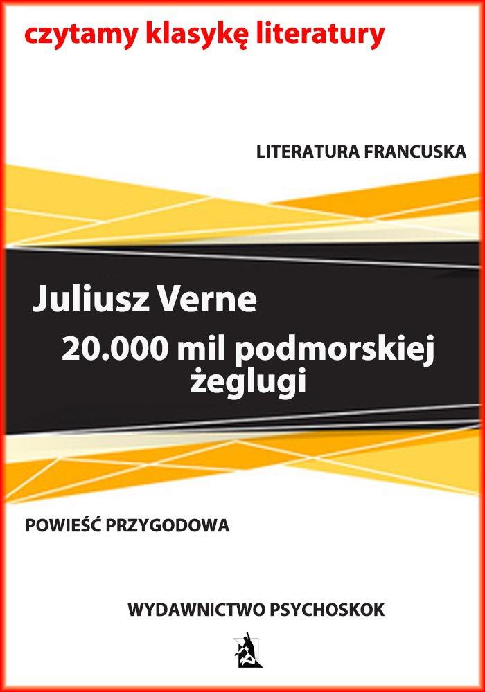 20.000 mil podmorskiej żeglugi - Ebook (Książka EPUB) do pobrania w formacie EPUB