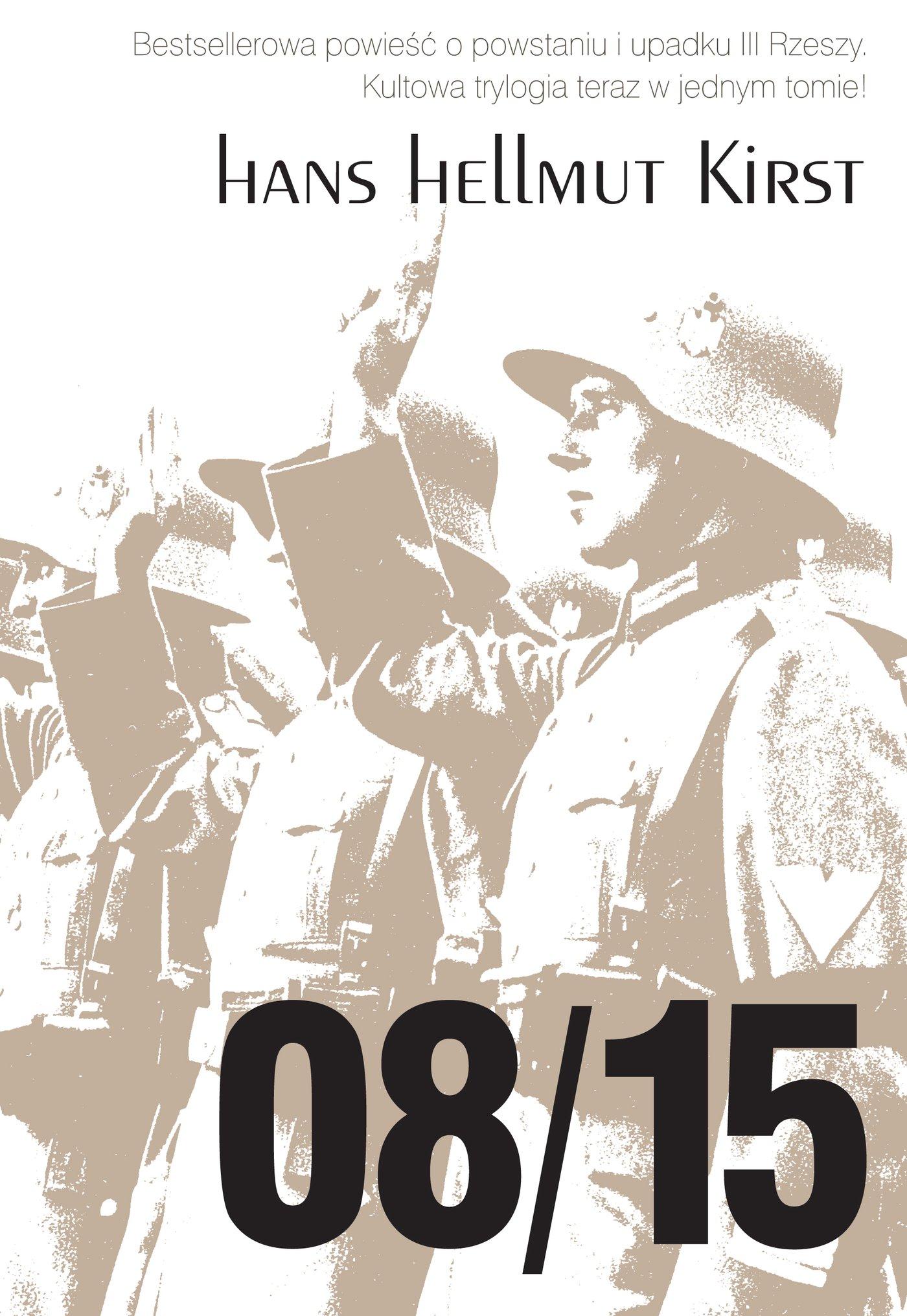 08/15 - Ebook (Książka na Kindle) do pobrania w formacie MOBI