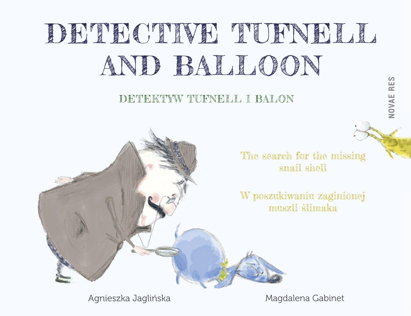 Detektyw Tufnell i Balon - Ebook (Książka EPUB) do pobrania w formacie EPUB