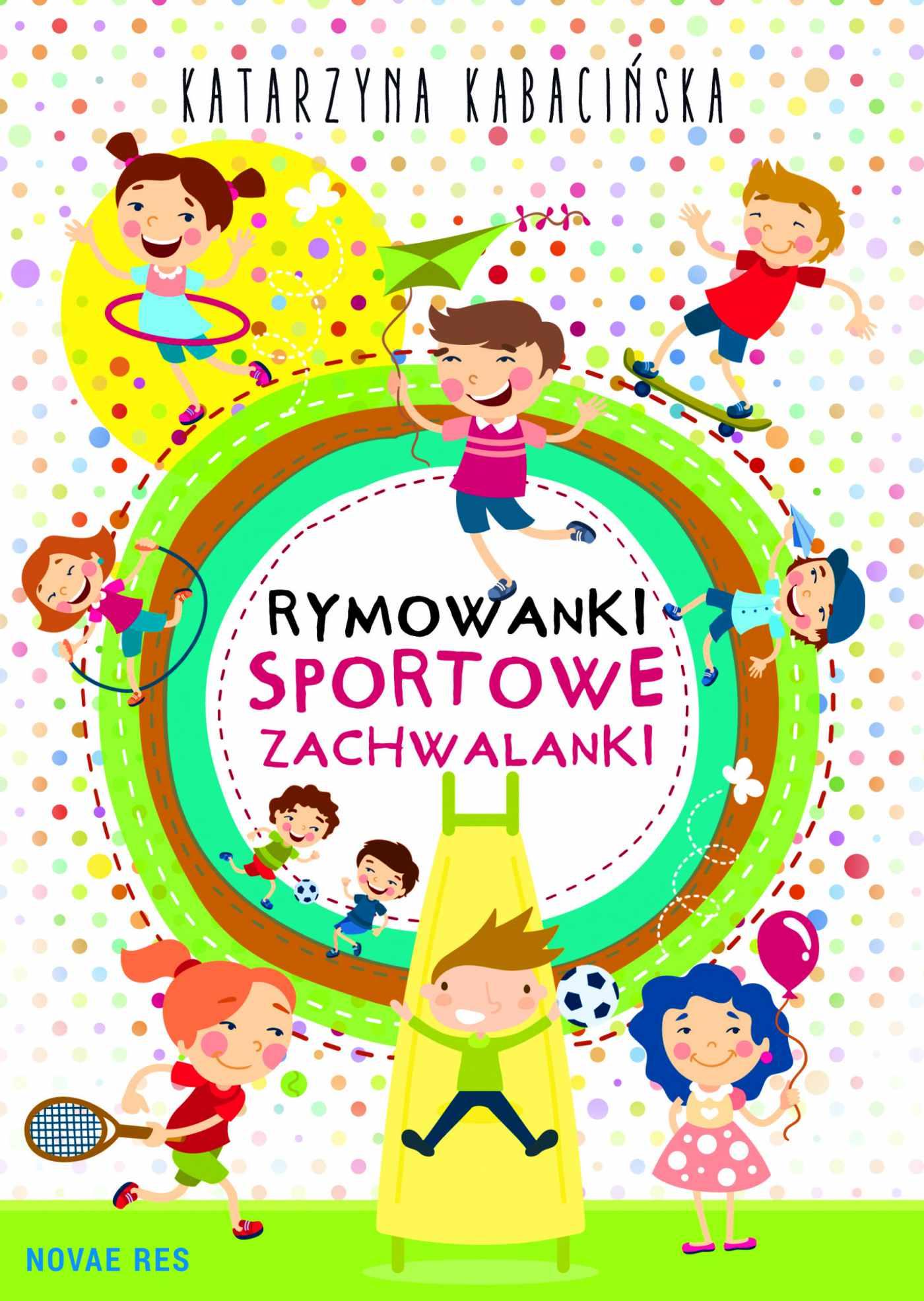 Rymowanki. Sportowe zachwalanki - Ebook (Książka EPUB) do pobrania w formacie EPUB