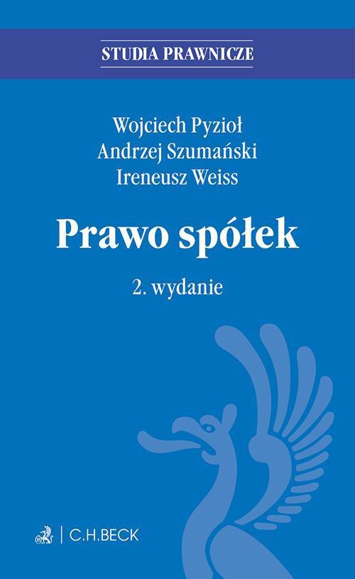 Prawo spółek. Wydanie 2 - Ebook (Książka PDF) do pobrania w formacie PDF