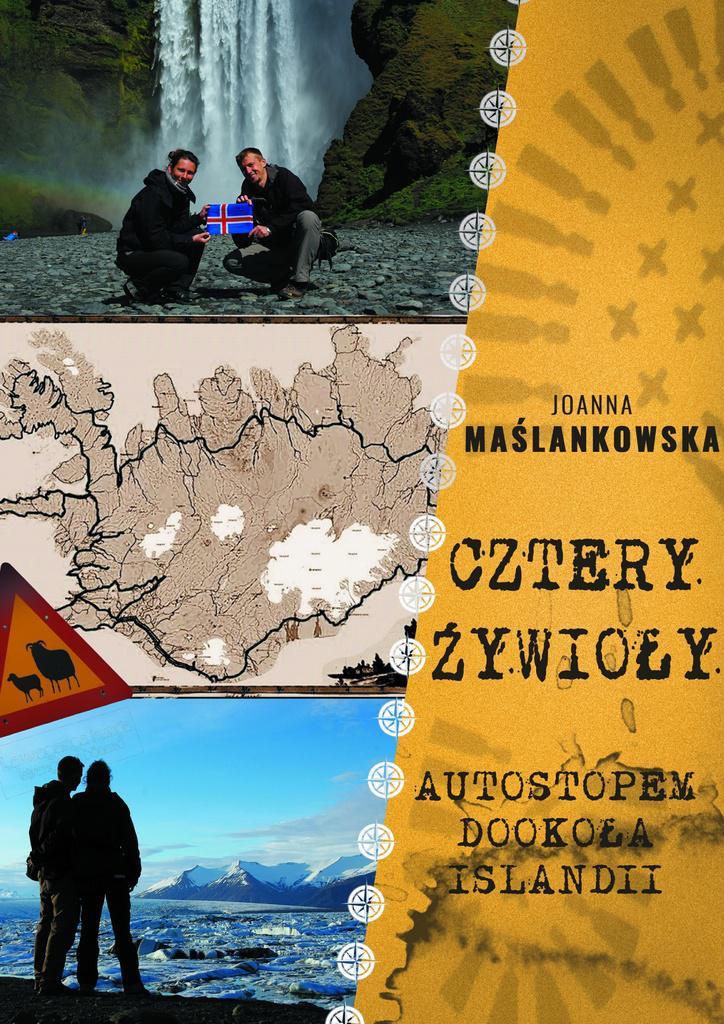 Cztery Żywioły, czyli autostopem dookoła Islandii - Ebook (Książka na Kindle) do pobrania w formacie MOBI