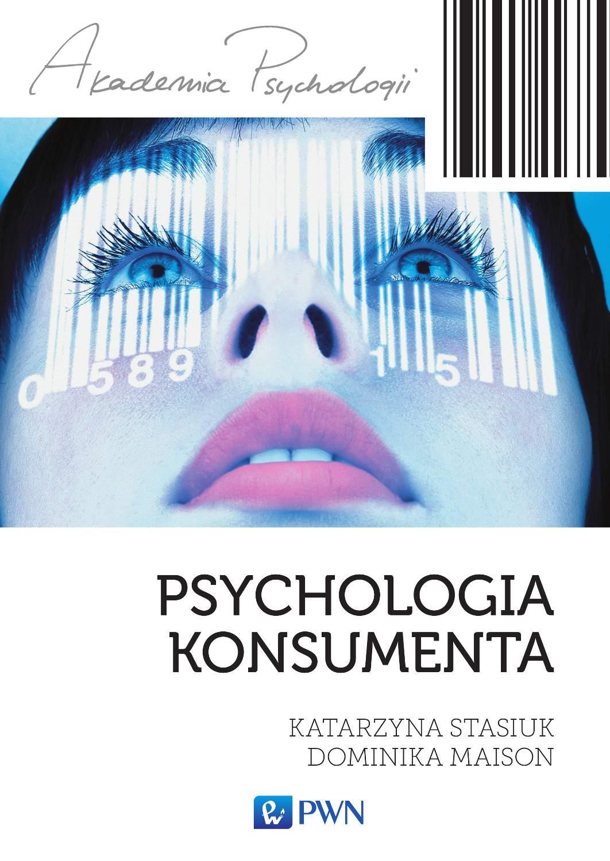 Psychologia konsumenta - Ebook (Książka na Kindle) do pobrania w formacie MOBI