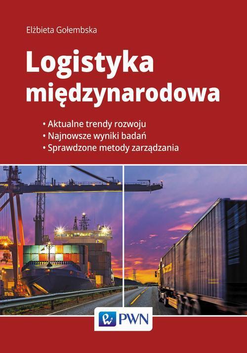 Logistyka międzynarodowa - Ebook (Książka na Kindle) do pobrania w formacie MOBI