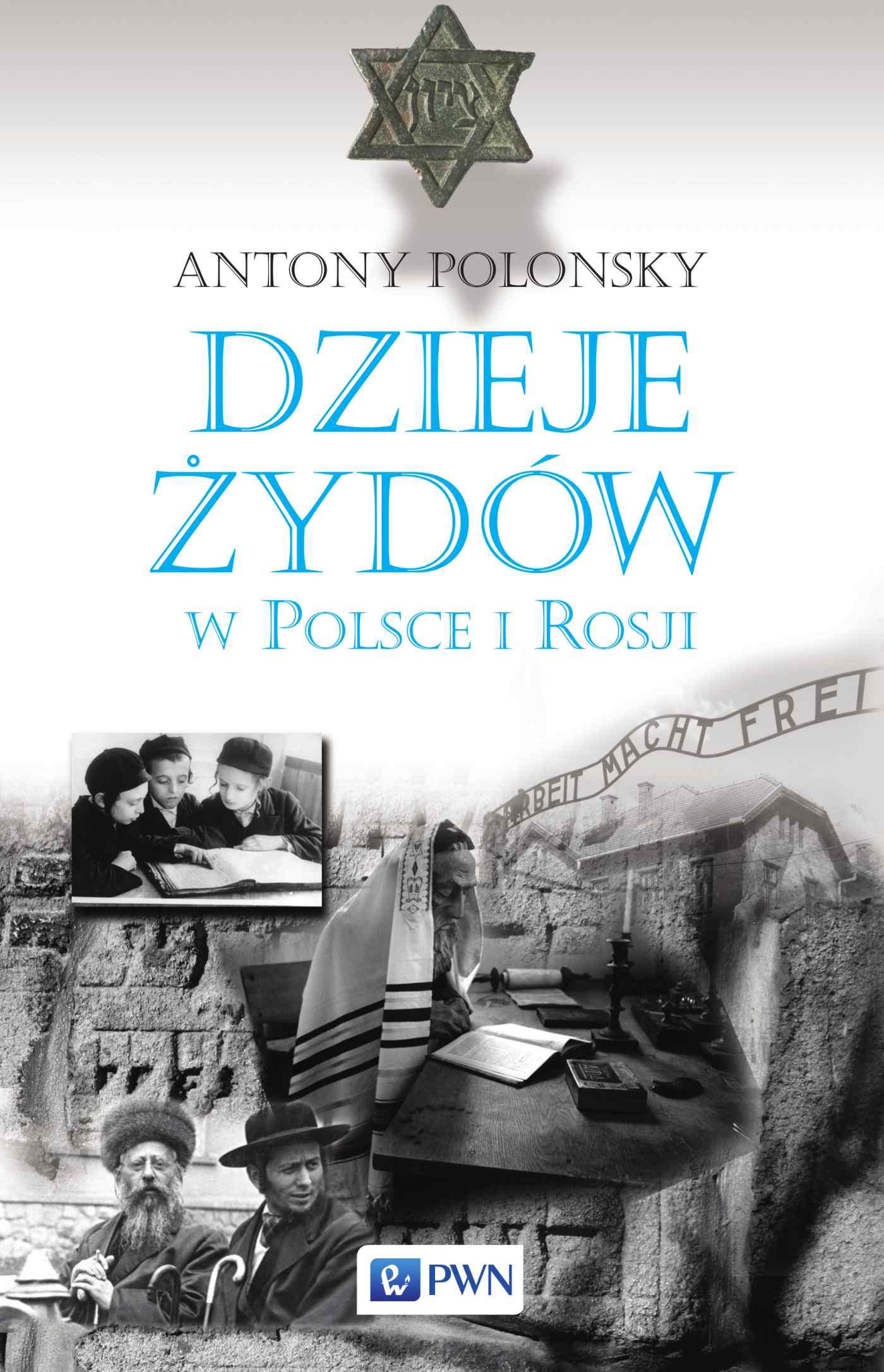 Dzieje Żydów w Polsce i Rosji - Ebook (Książka EPUB) do pobrania w formacie EPUB