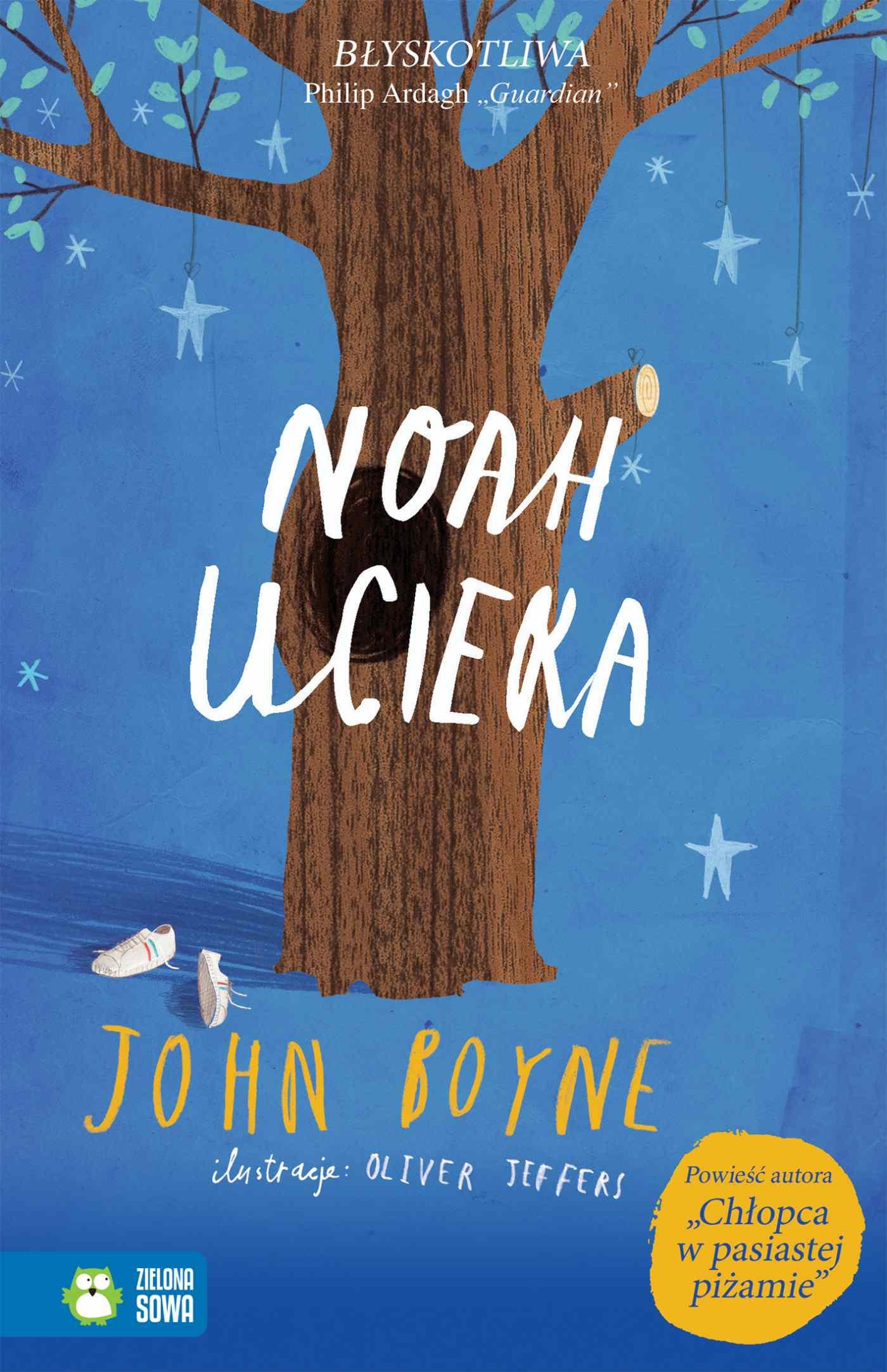 Noah ucieka - Ebook (Książka na Kindle) do pobrania w formacie MOBI