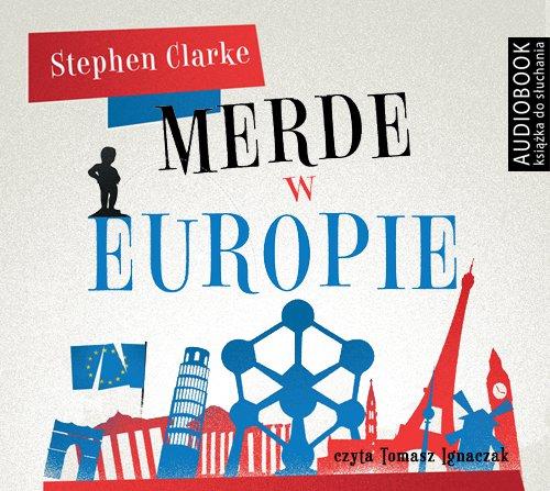 Merde w Europie - Audiobook (Książka audio MP3) do pobrania w całości w archiwum ZIP