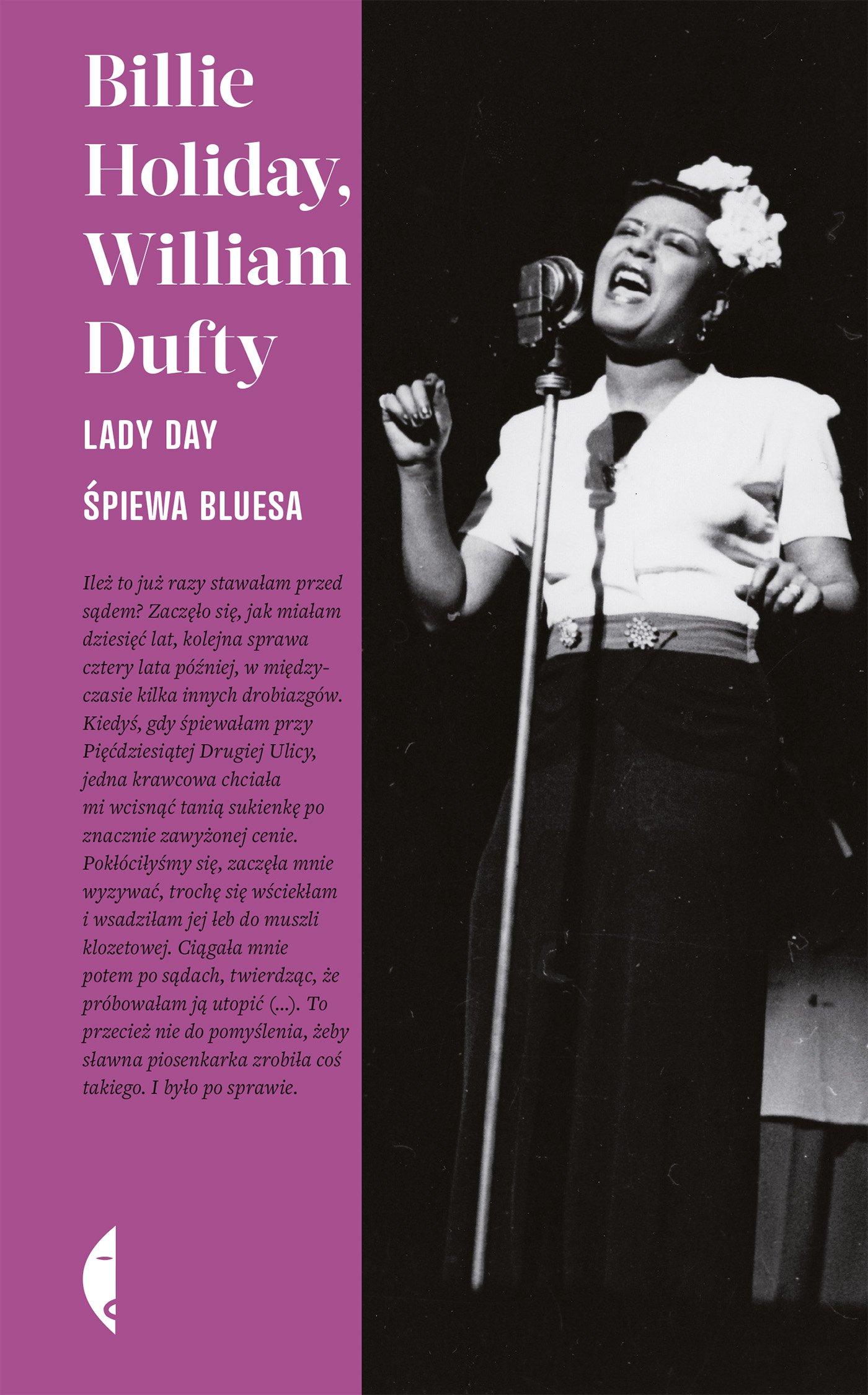 Lady Day śpiewa bluesa - Ebook (Książka na Kindle) do pobrania w formacie MOBI