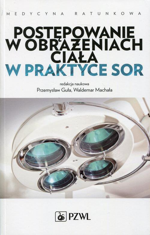 Postępowanie w obrażeniach ciała w praktyce SOR - Ebook (Książka na Kindle) do pobrania w formacie MOBI