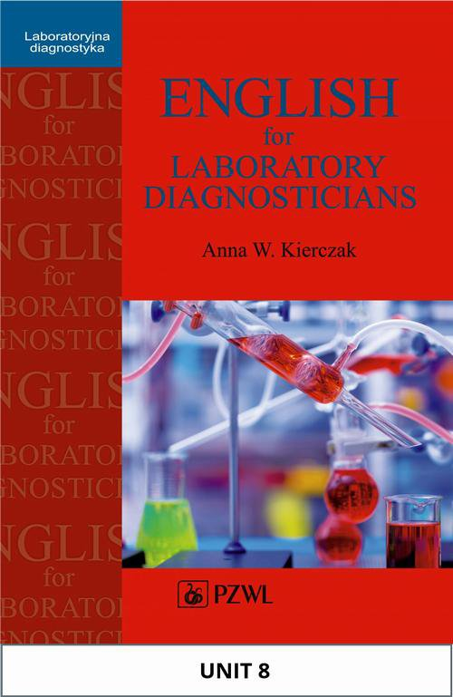 English for Laboratory Diagnosticians. Unit 8/ Appendix 8 - Ebook (Książka EPUB) do pobrania w formacie EPUB