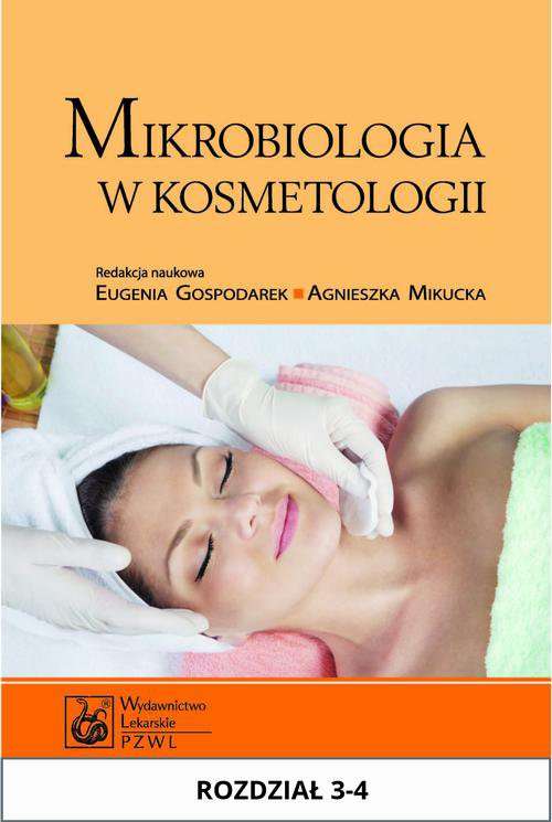 Mikrobiologia w kosmetologii. Rozdział 3-4 - Ebook (Książka EPUB) do pobrania w formacie EPUB