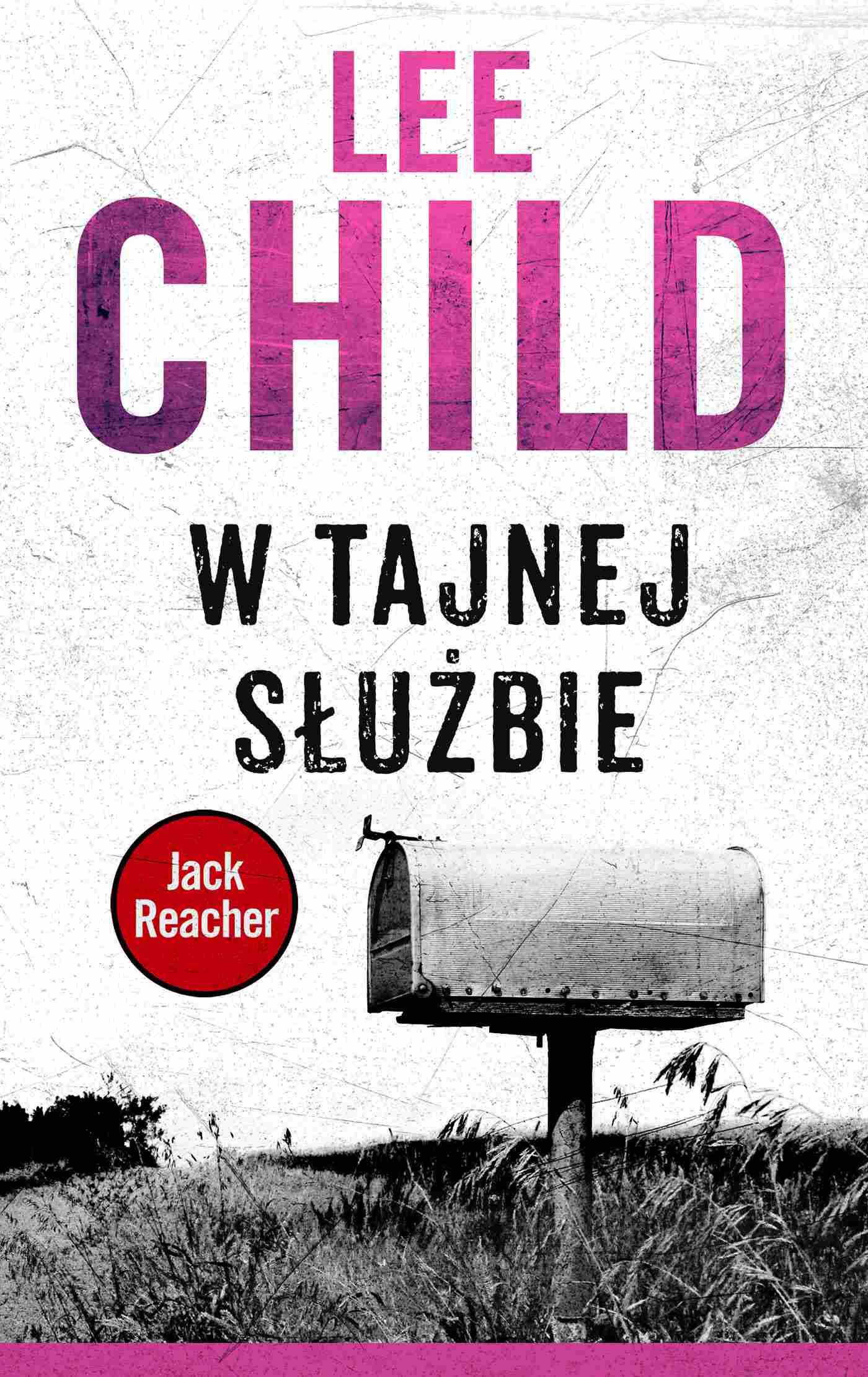 Jack Reacher. W tajnej służbie - Ebook (Książka na Kindle) do pobrania w formacie MOBI
