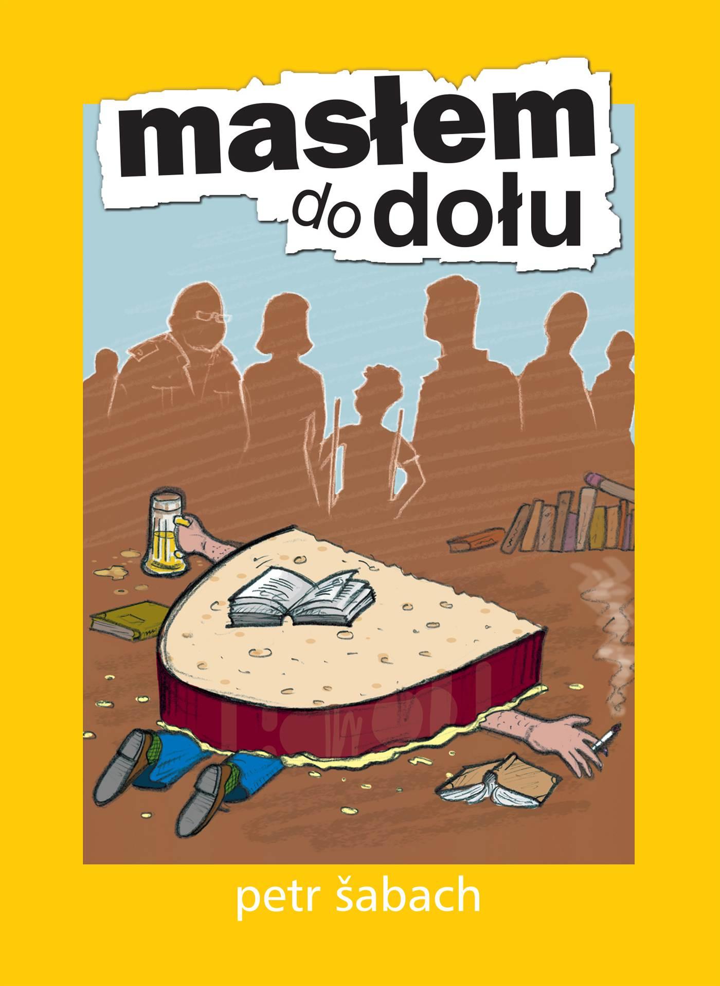 Masłem do dołu - Ebook (Książka na Kindle) do pobrania w formacie MOBI