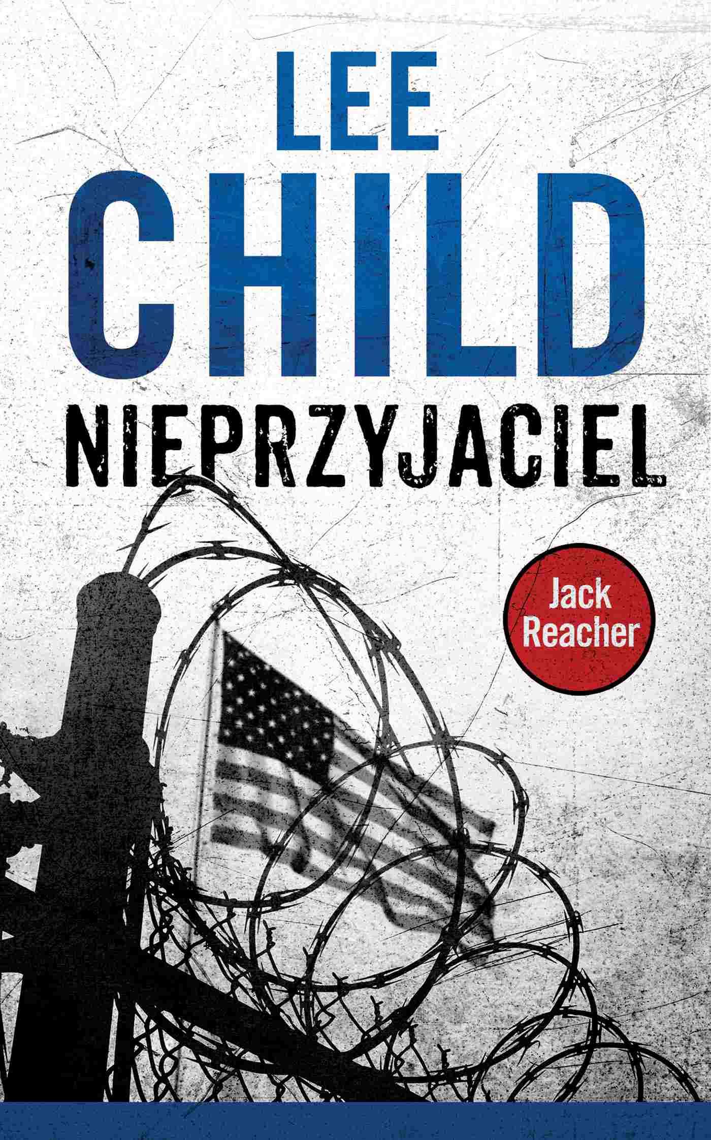 Jack Reacher. Nieprzyjaciel - Ebook (Książka na Kindle) do pobrania w formacie MOBI