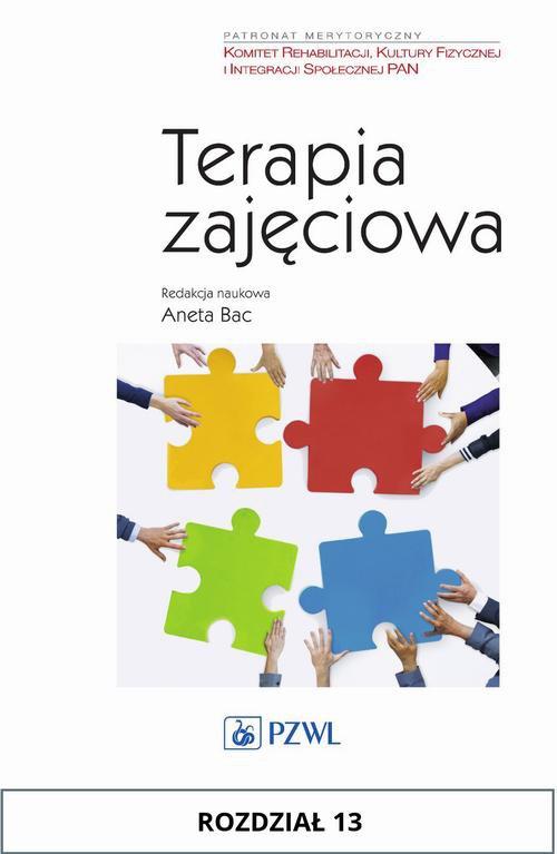 Terapia zajęciowa. Rozdział 13 - Ebook (Książka EPUB) do pobrania w formacie EPUB