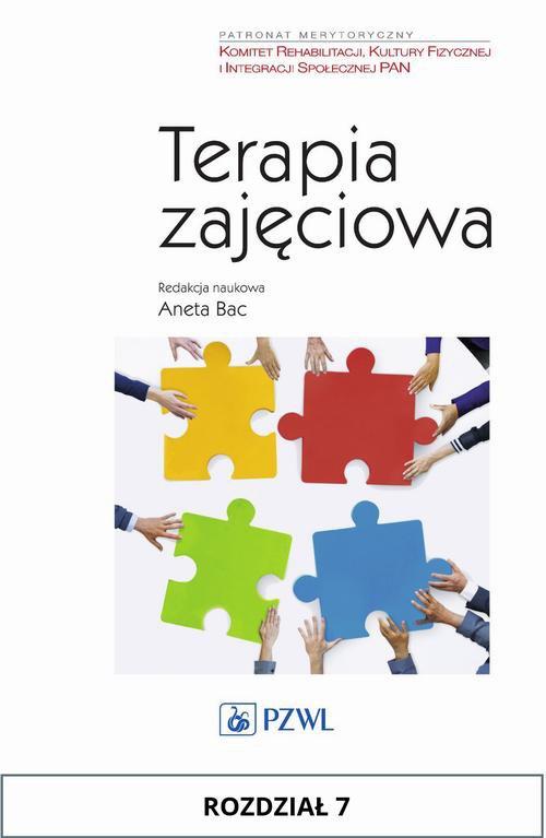 Terapia zajęciowa. Rozdział 7 - Ebook (Książka EPUB) do pobrania w formacie EPUB