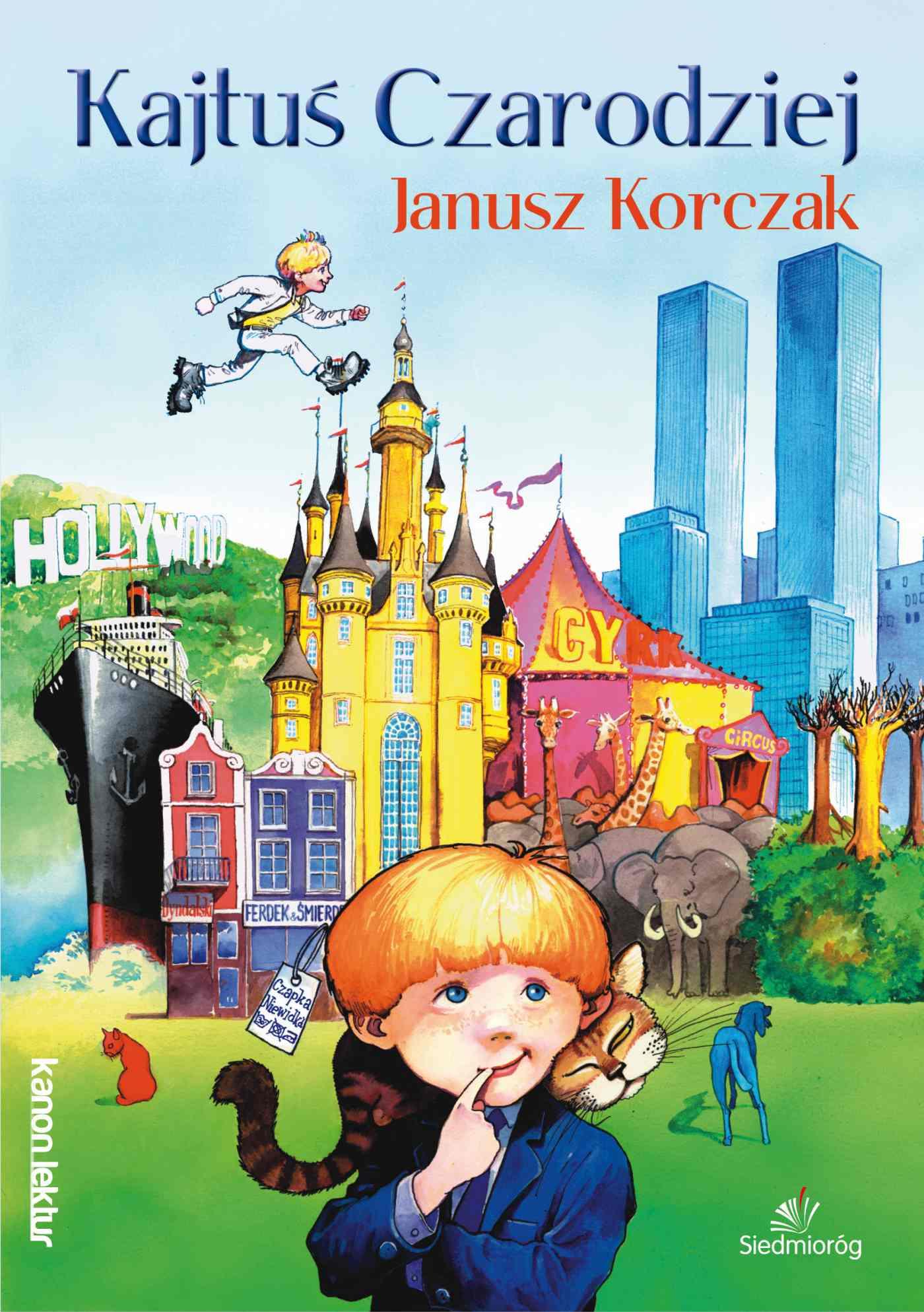 Kajtuś Czarodziej - Ebook (Książka na Kindle) do pobrania w formacie MOBI