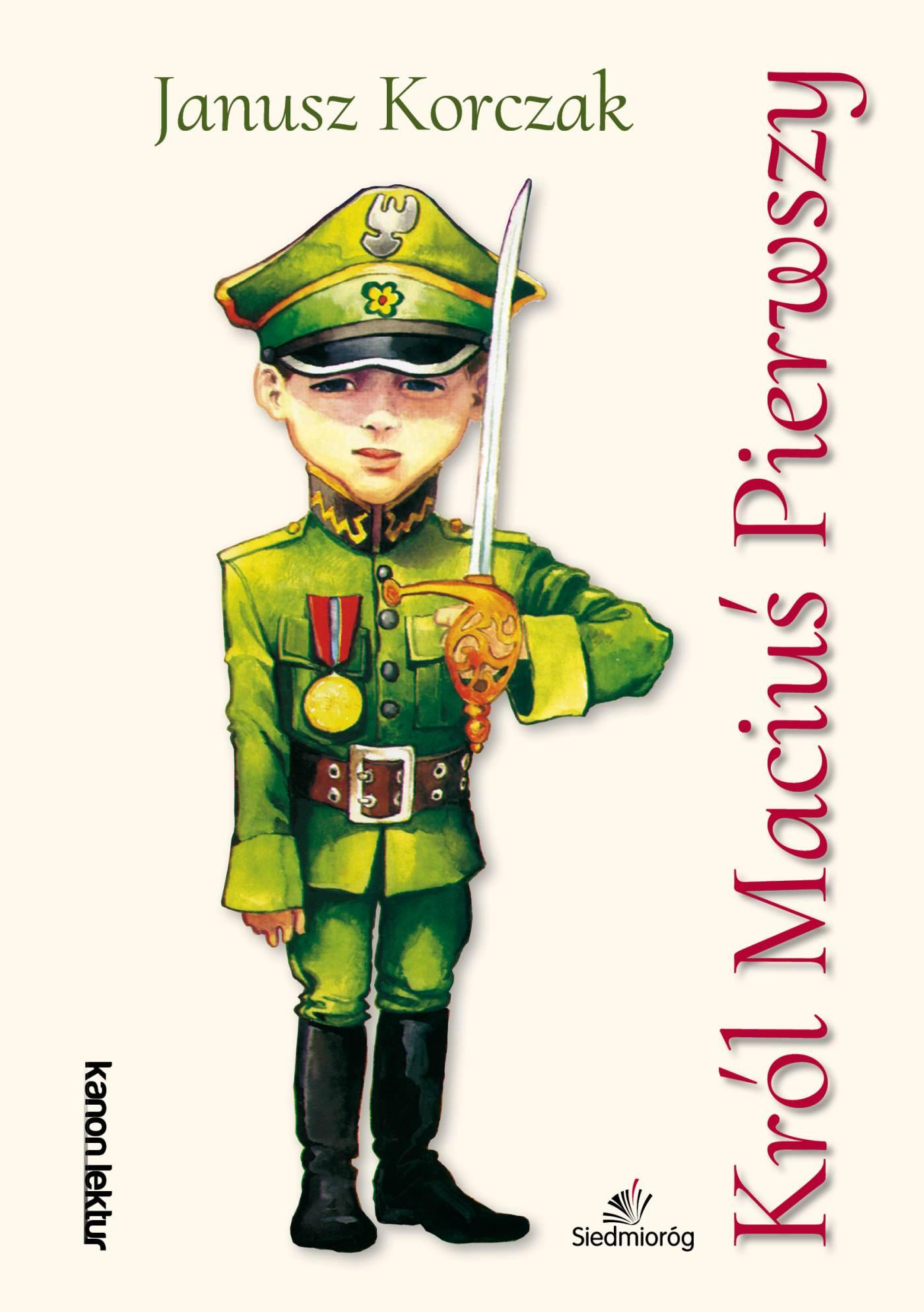 Król Maciuś Pierwszy - Ebook (Książka na Kindle) do pobrania w formacie MOBI