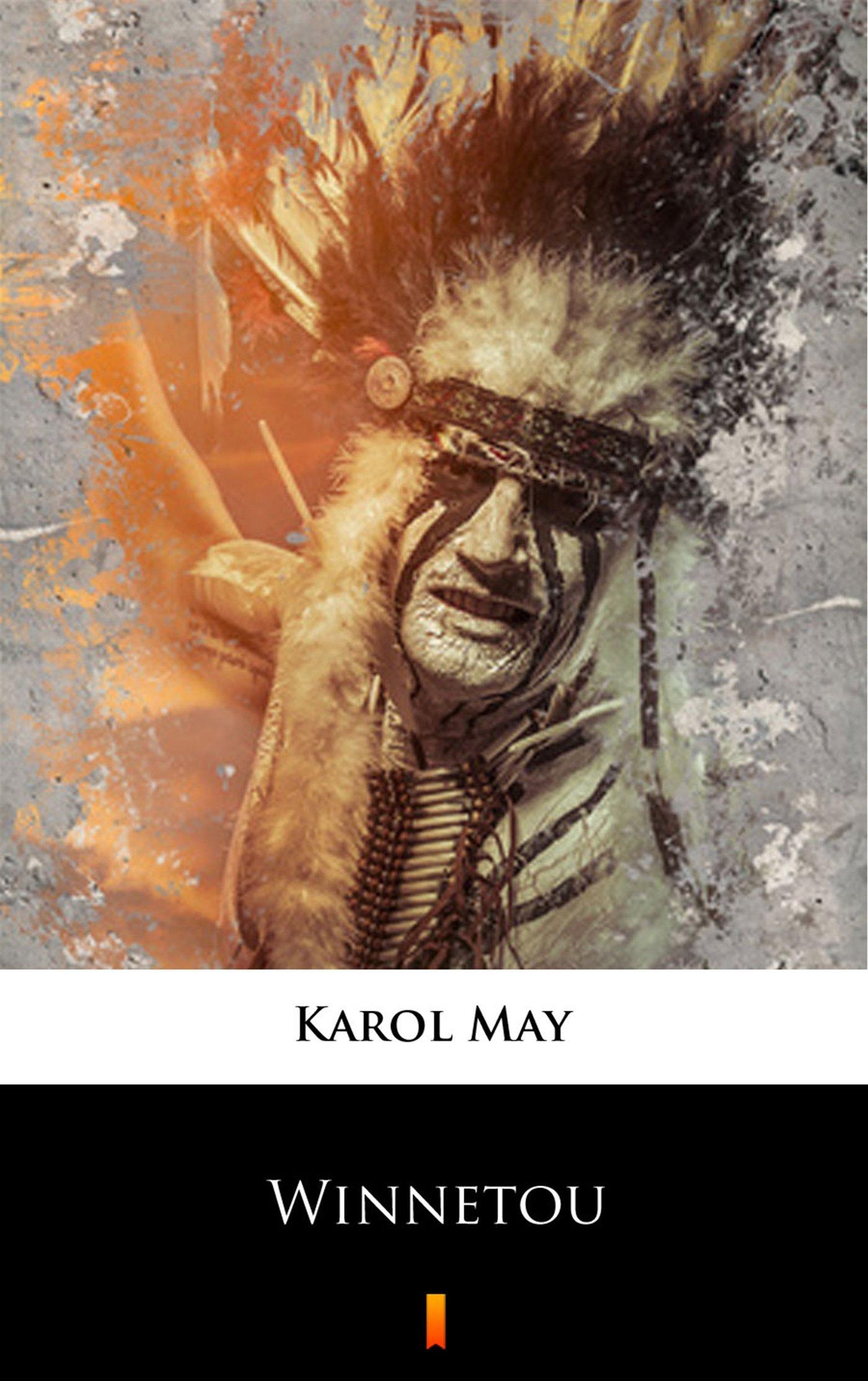 Winnetou. Tom I–III - Ebook (Książka na Kindle) do pobrania w formacie MOBI