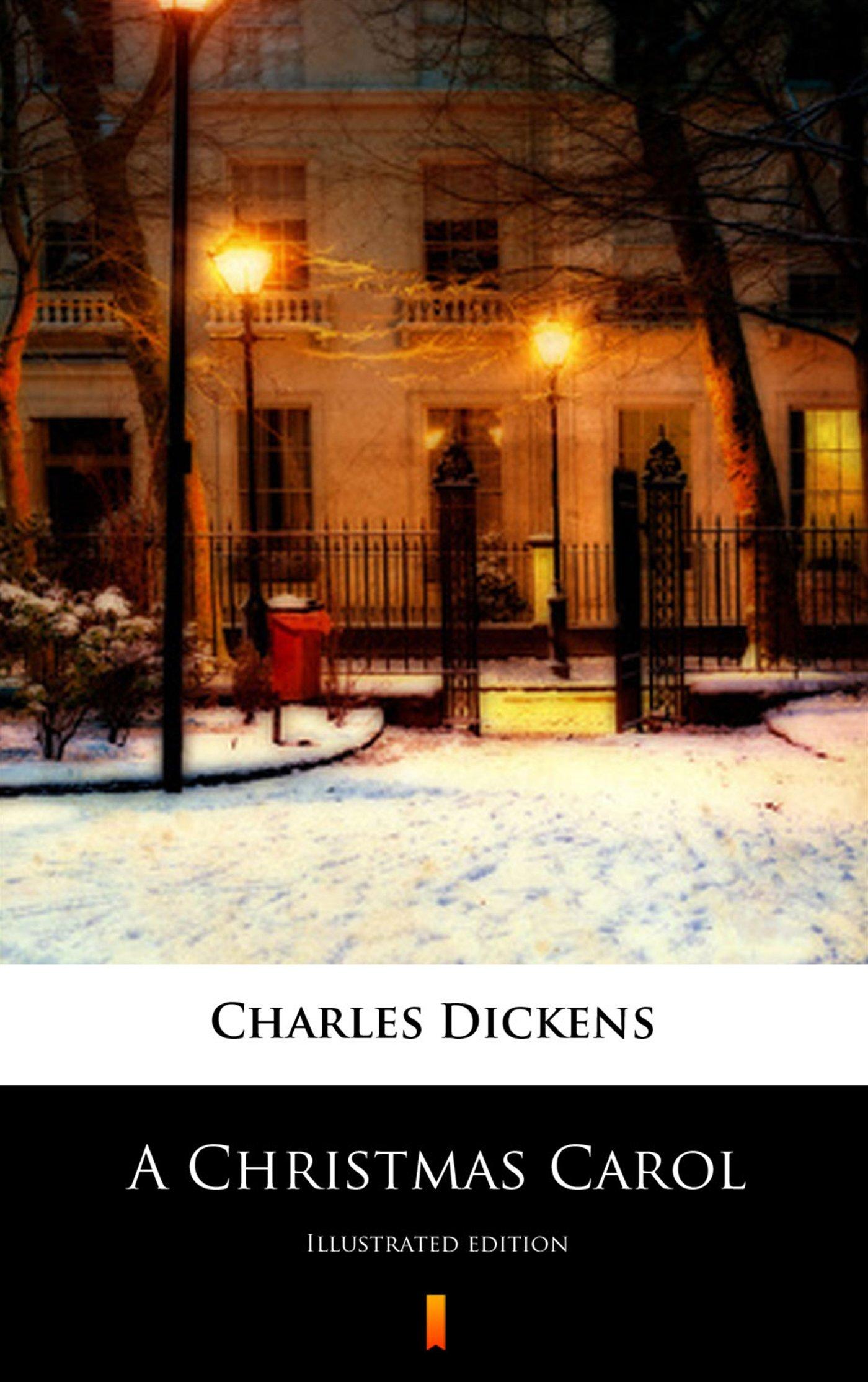 A Christmas Carol - Ebook (Książka EPUB) do pobrania w formacie EPUB
