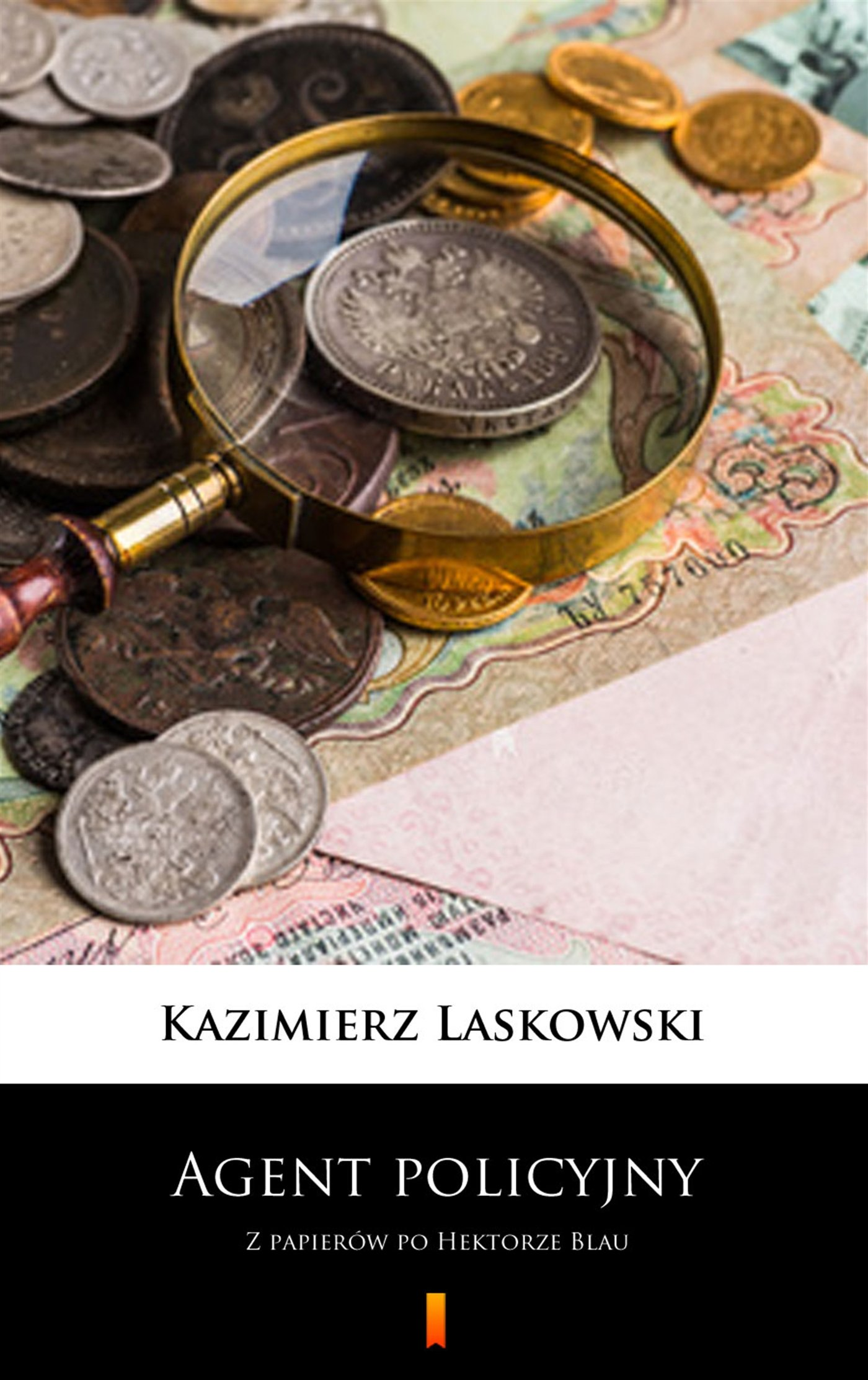 Agent policyjny - Ebook (Książka na Kindle) do pobrania w formacie MOBI