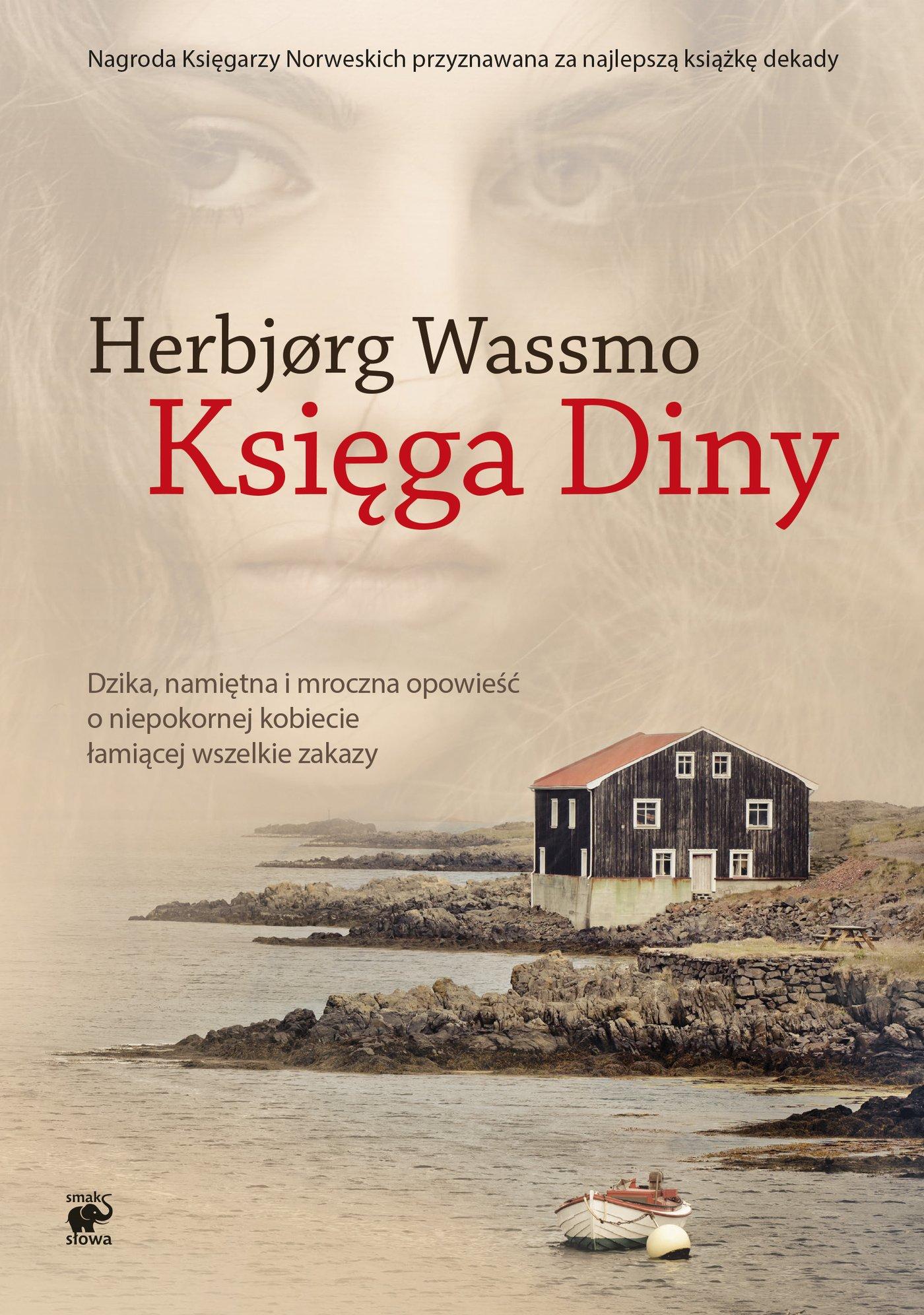 Księga Diny - Ebook (Książka na Kindle) do pobrania w formacie MOBI