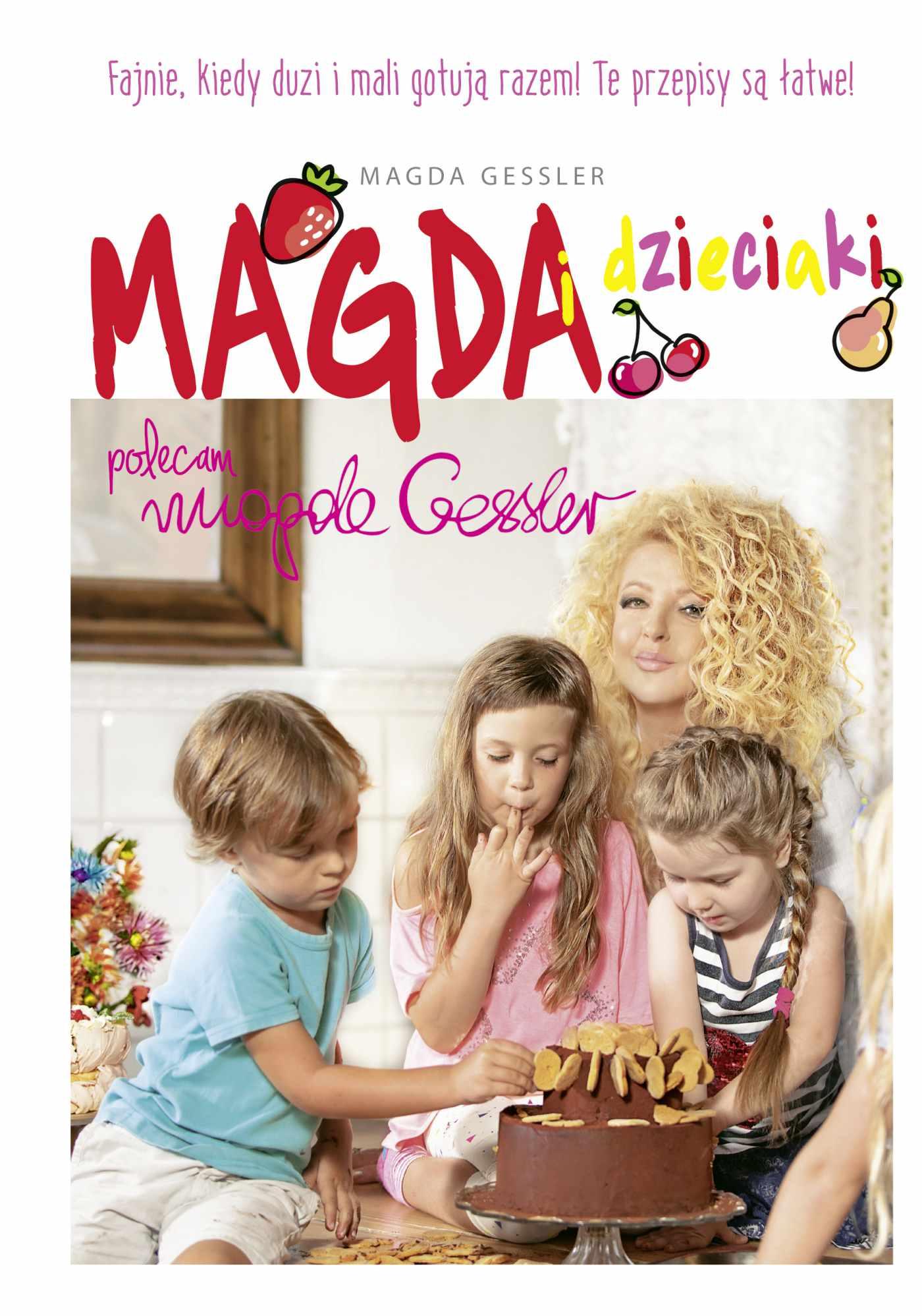 Magda i dzieciaki - Ebook (Książka na Kindle) do pobrania w formacie MOBI