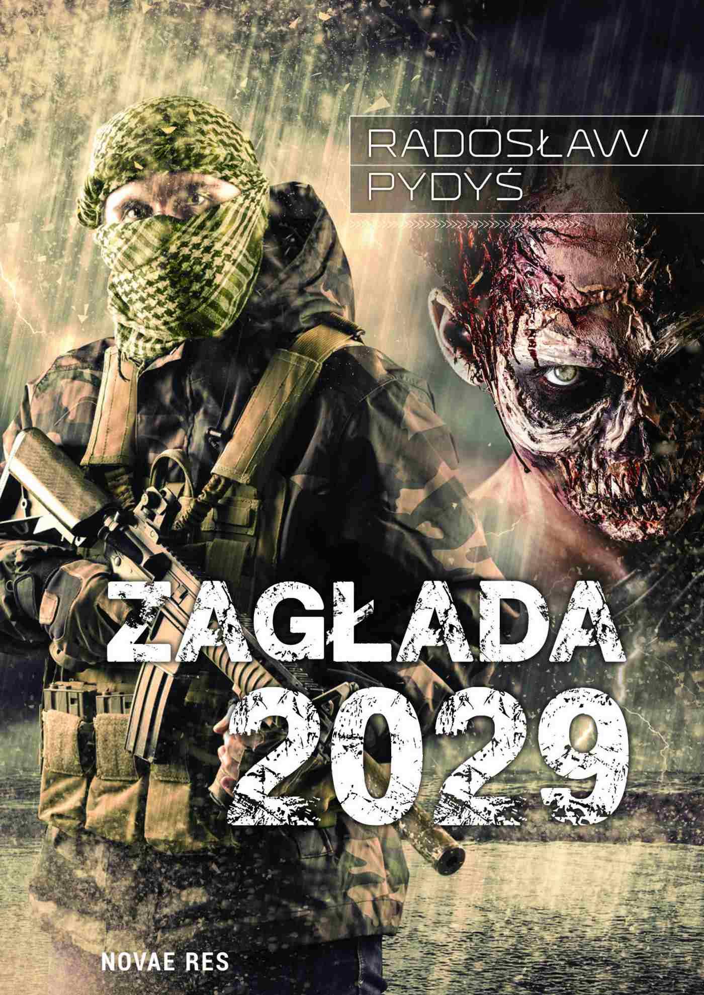 Zagłada 2029 - Ebook (Książka EPUB) do pobrania w formacie EPUB
