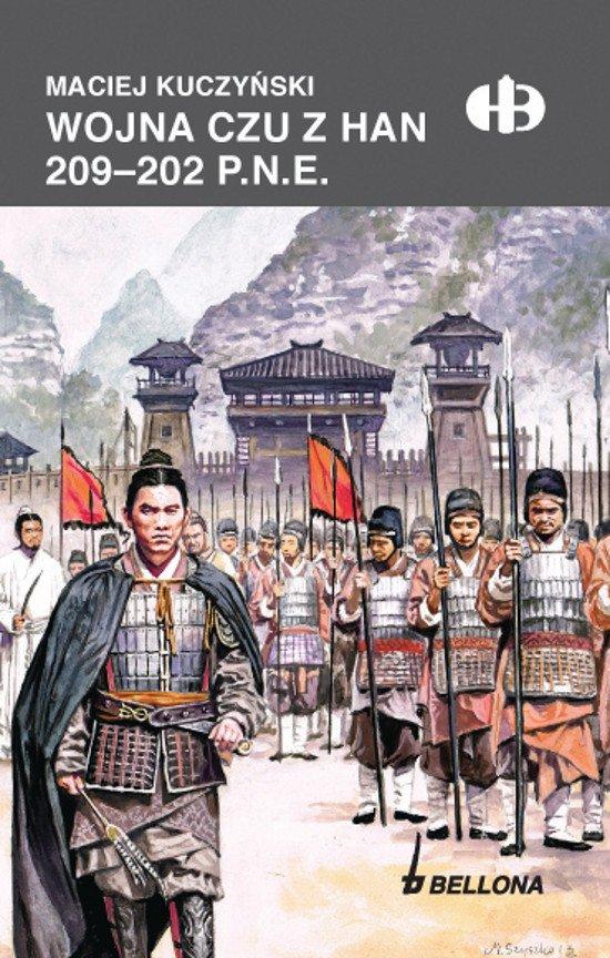 Wojna Czu z Han 209-202 p.n.e. - Ebook (Książka EPUB) do pobrania w formacie EPUB