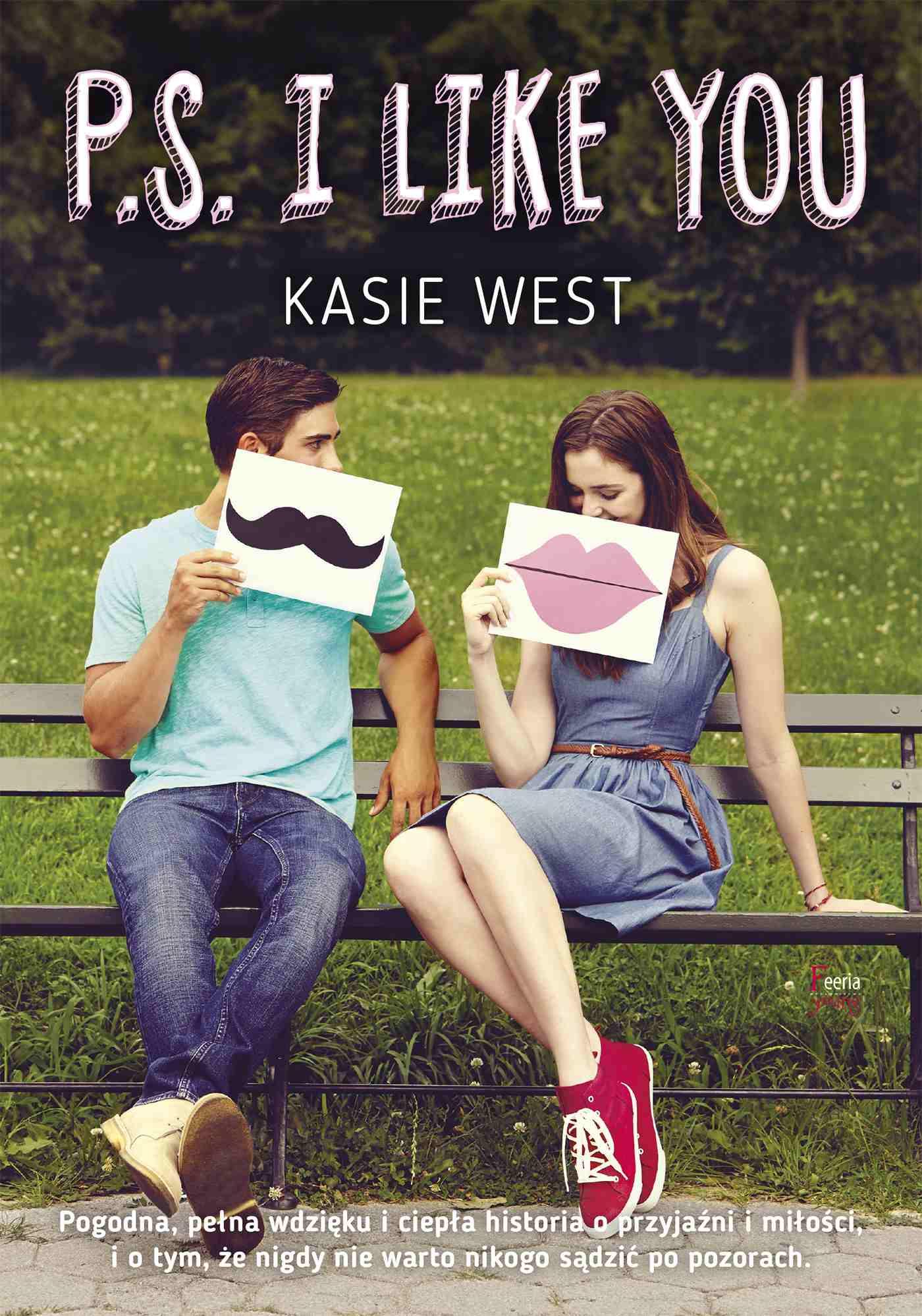 PS I Like You - Ebook (Książka na Kindle) do pobrania w formacie MOBI