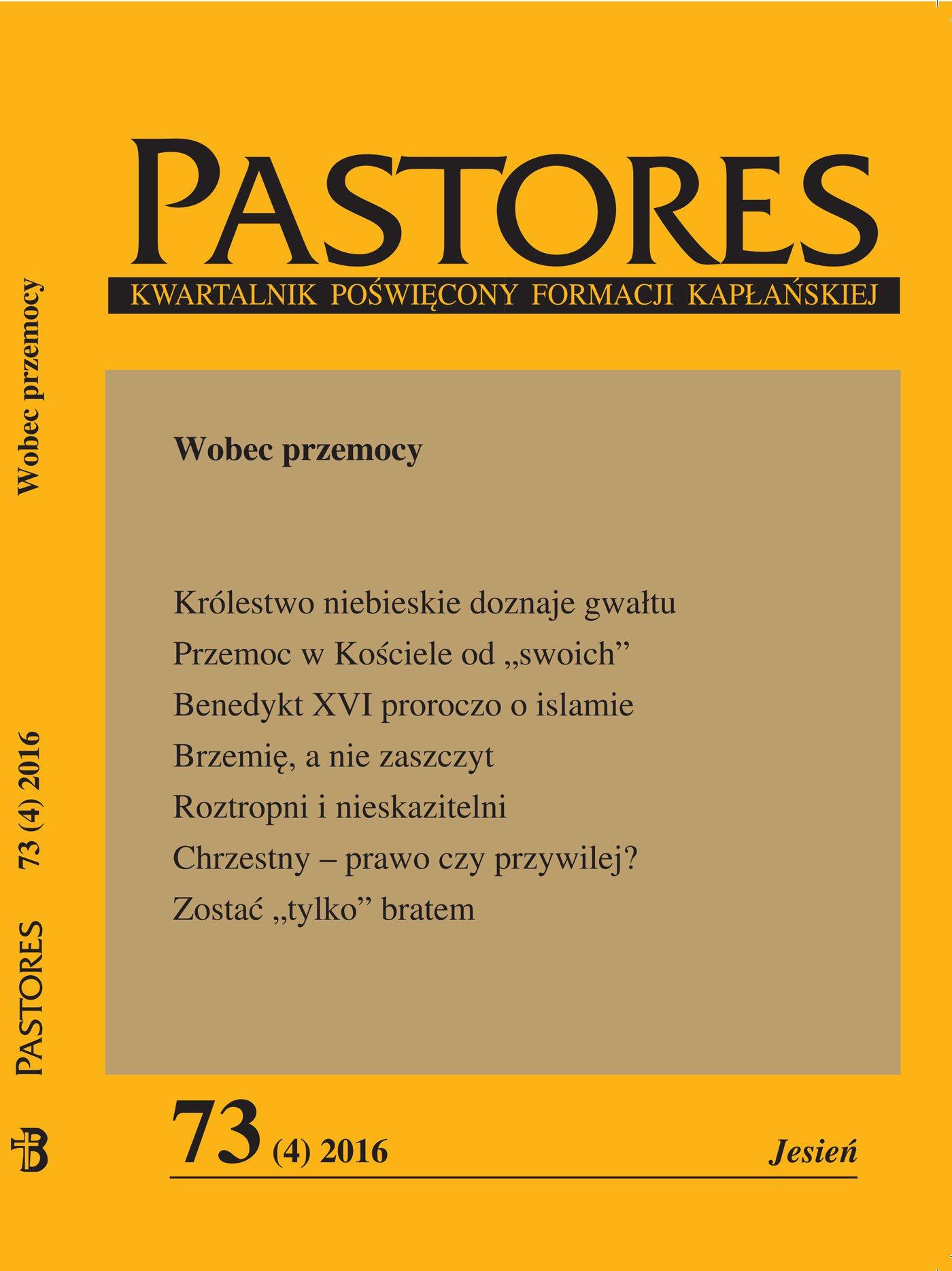 Pastores 73 (4) 2016 - Ebook (Książka EPUB) do pobrania w formacie EPUB