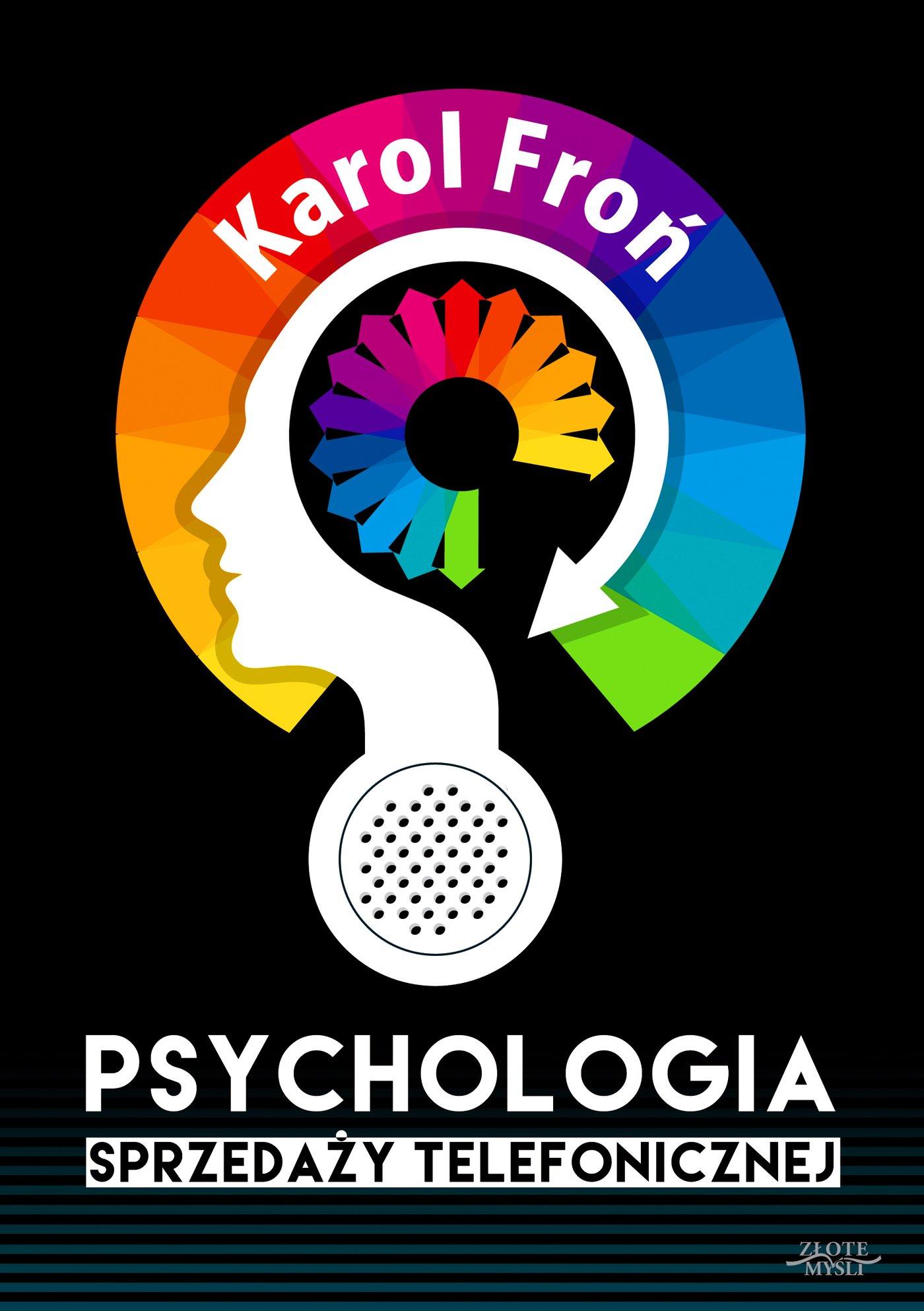 Psychologia sprzedaży telefonicznej - Ebook (Książka EPUB) do pobrania w formacie EPUB