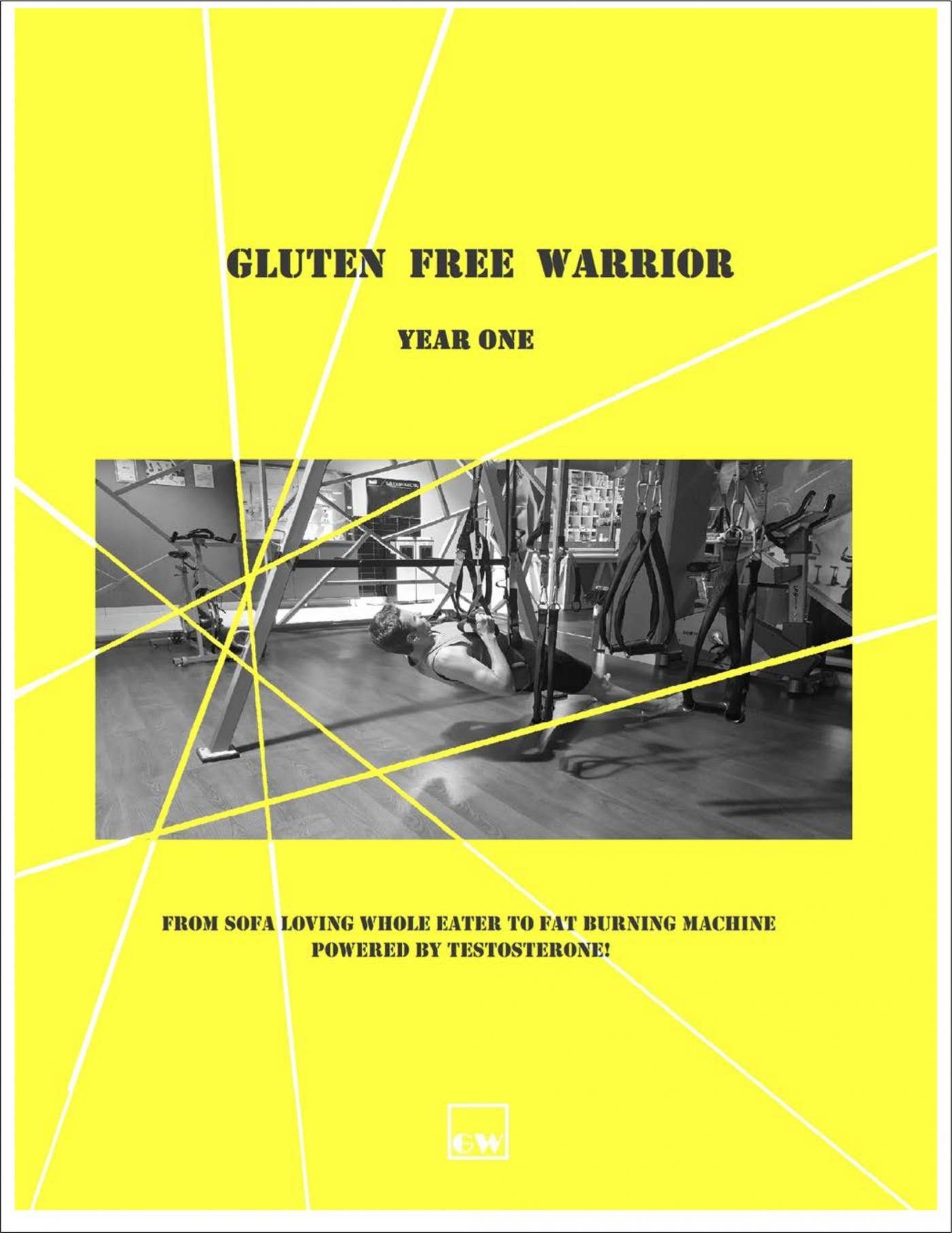 Gluten Free Warrior - Ebook (Książka EPUB) do pobrania w formacie EPUB