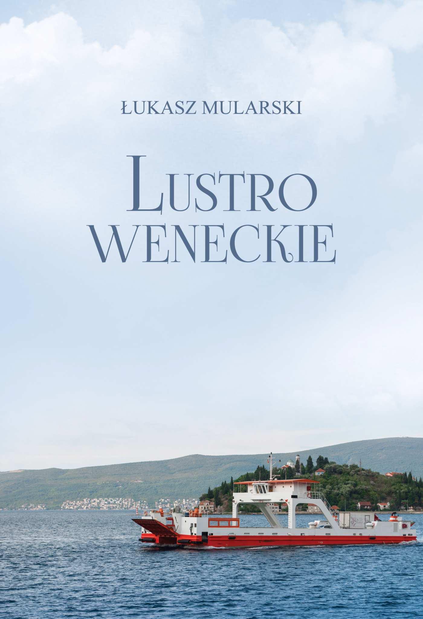 Lustro weneckie - Ebook (Książka na Kindle) do pobrania w formacie MOBI