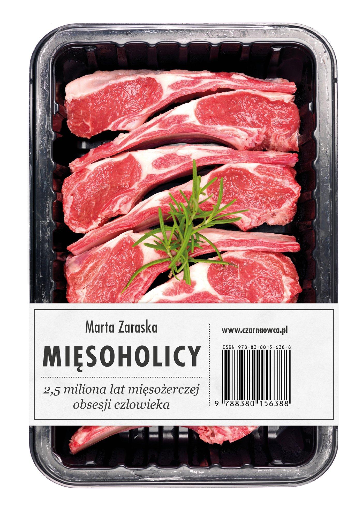 Mięsoholicy - Ebook (Książka na Kindle) do pobrania w formacie MOBI