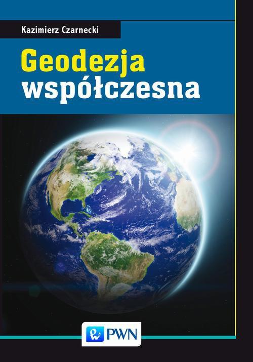 Geodezja współczesna - Ebook (Książka na Kindle) do pobrania w formacie MOBI