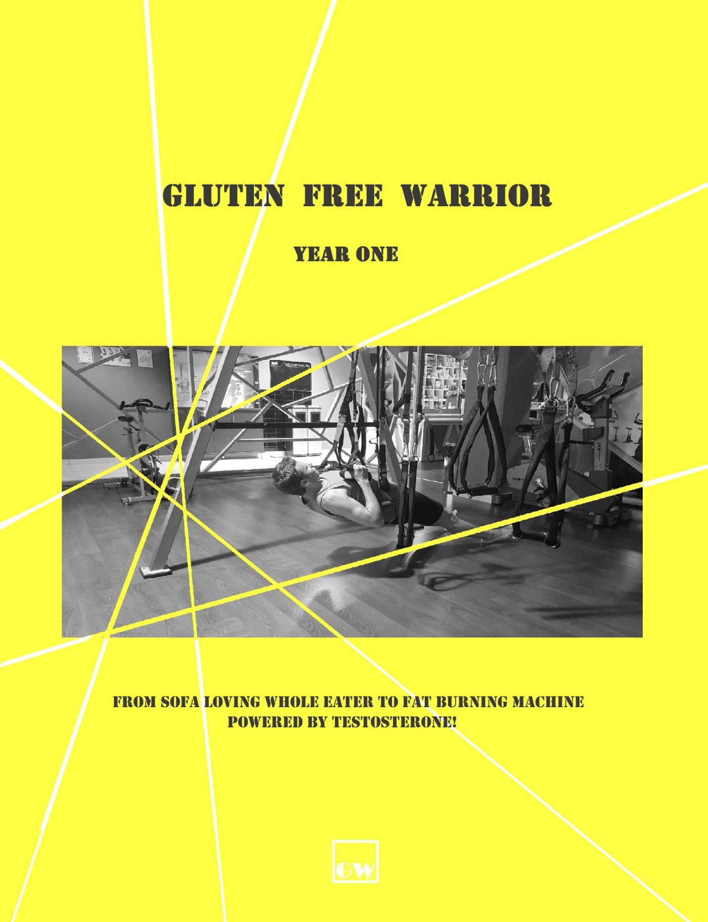 Gluten Free Warrior - Ebook (Książka na Kindle) do pobrania w formacie MOBI