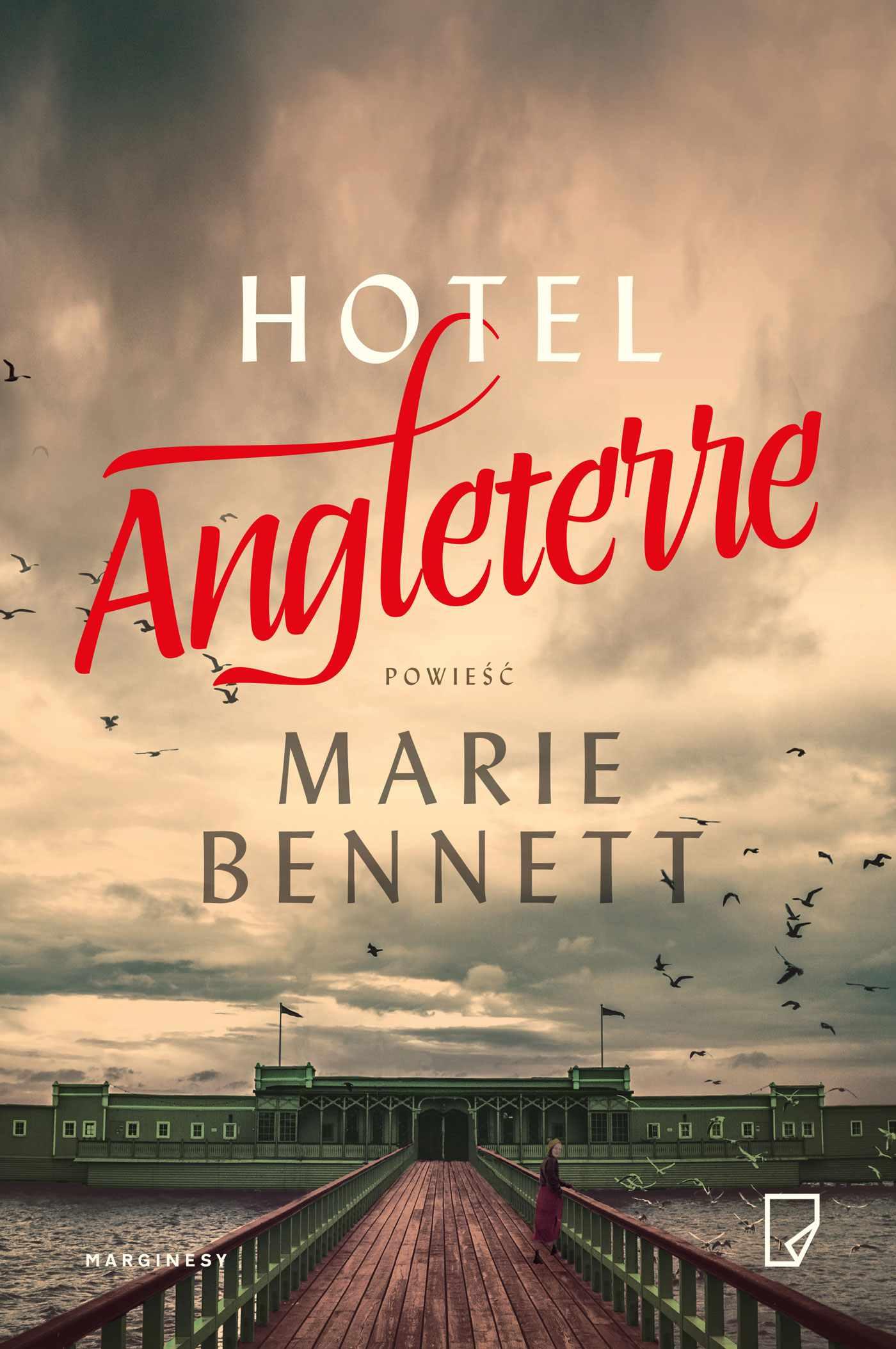 Hotel Angleterre - Ebook (Książka EPUB) do pobrania w formacie EPUB