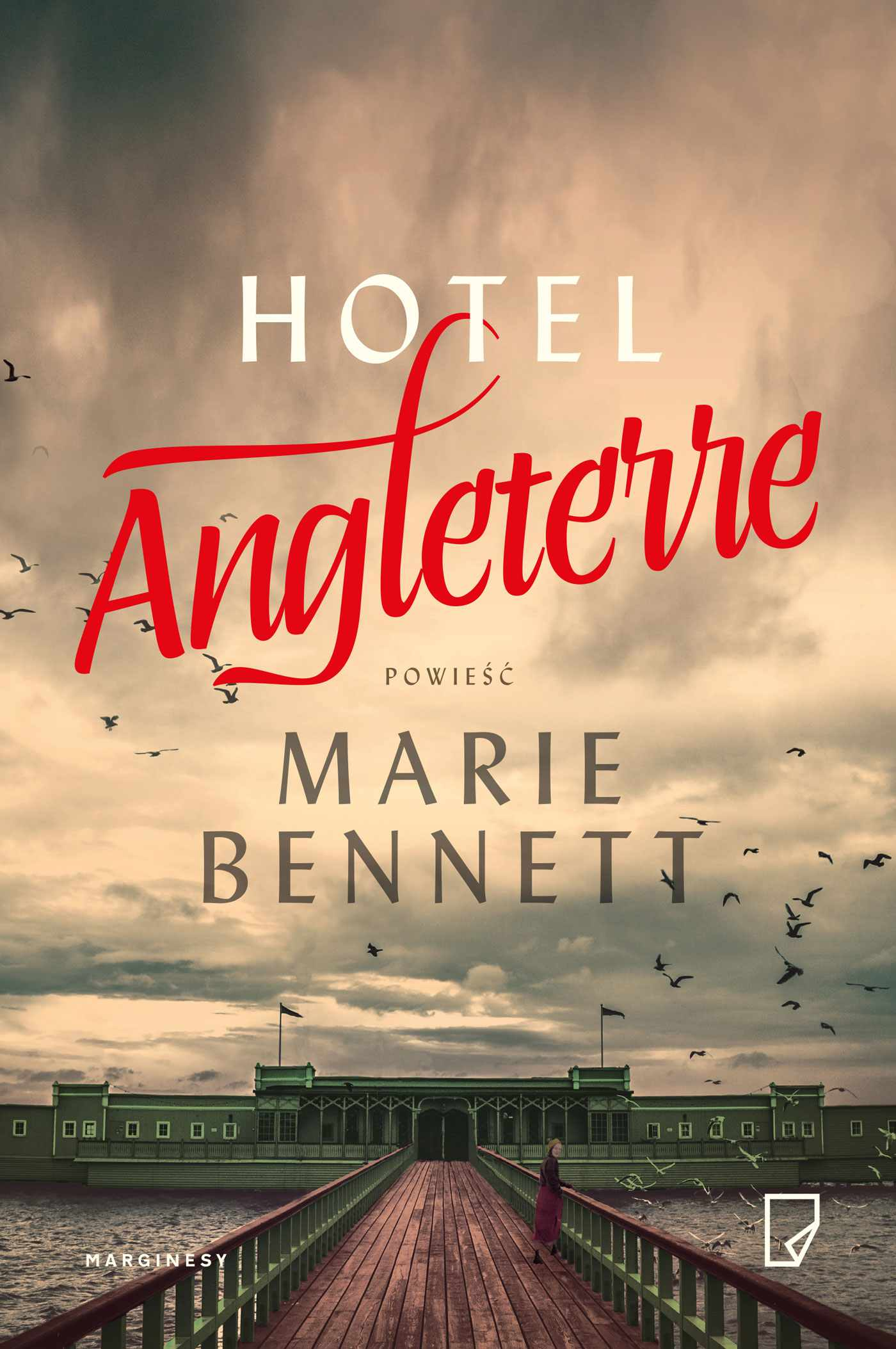 Hotel Angleterre - Ebook (Książka na Kindle) do pobrania w formacie MOBI