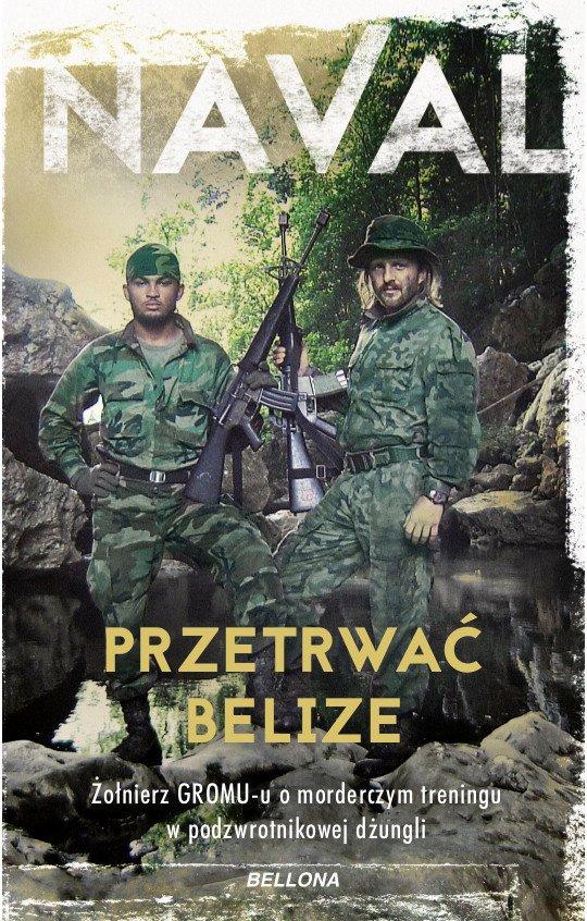 Przetrwać Belize - Ebook (Książka EPUB) do pobrania w formacie EPUB