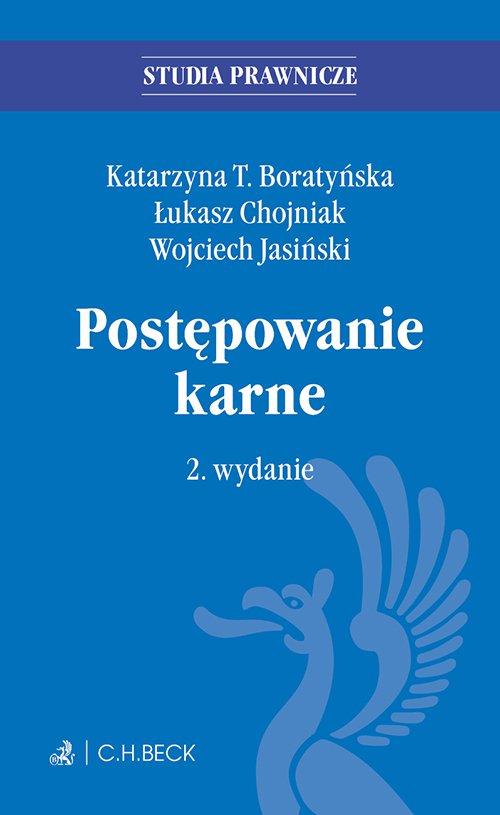 Postępowanie karne. Wydanie 2 - Ebook (Książka PDF) do pobrania w formacie PDF