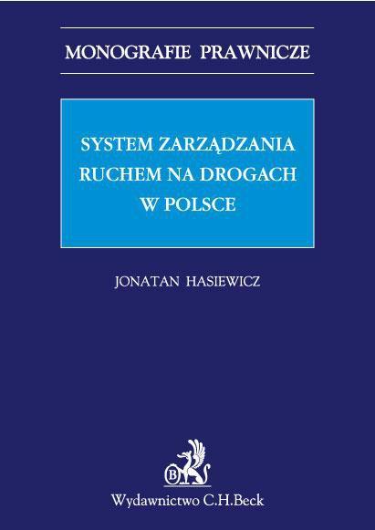 System zarządzania ruchem na drogach w Polsce - Ebook (Książka PDF) do pobrania w formacie PDF
