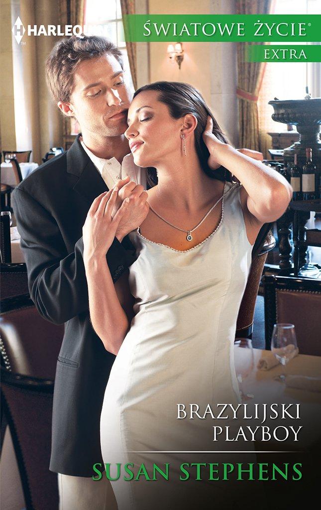 Brazylijski playboy - Ebook (Książka na Kindle) do pobrania w formacie MOBI